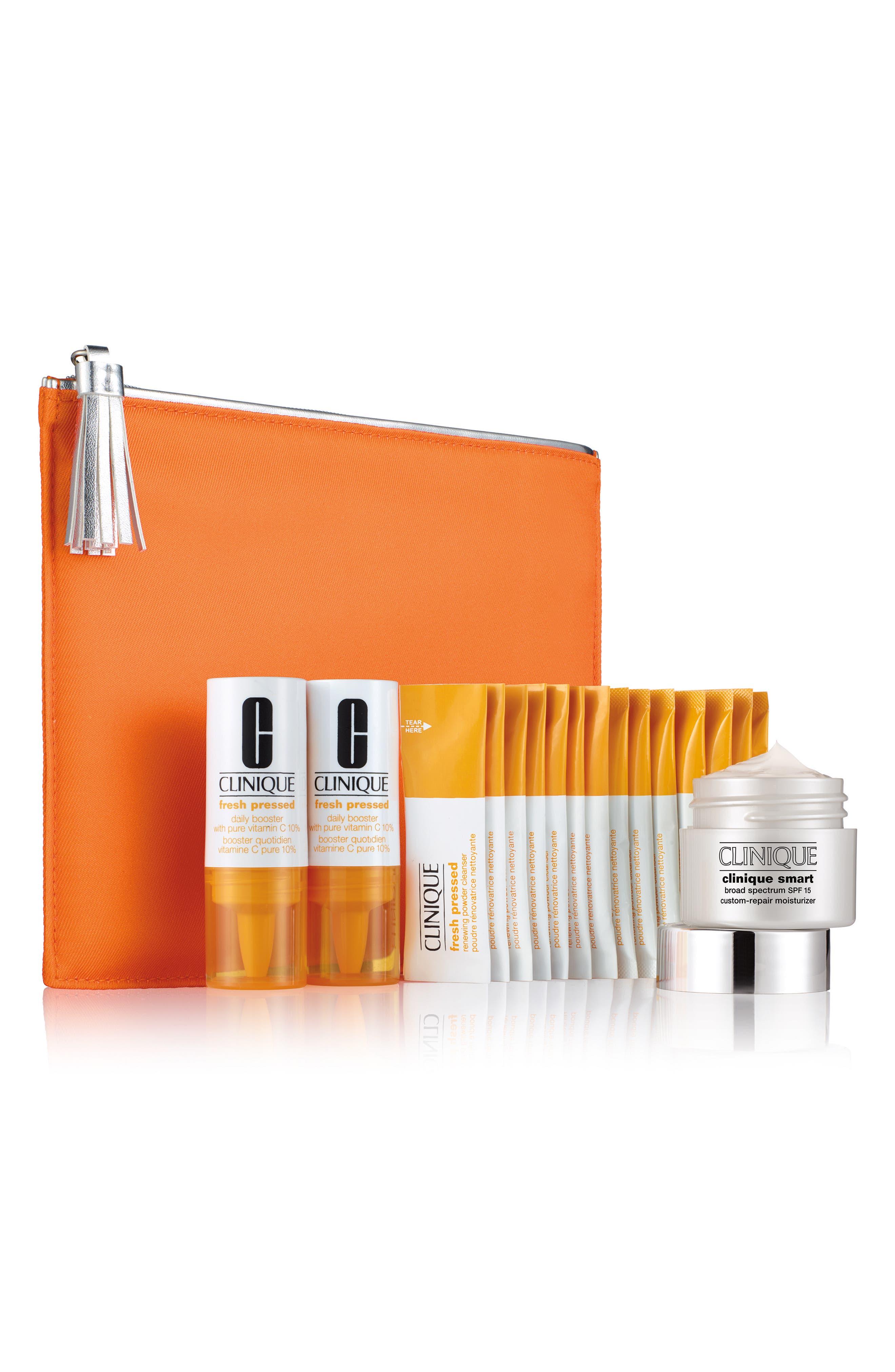 Clinique Fresh Powered Kit