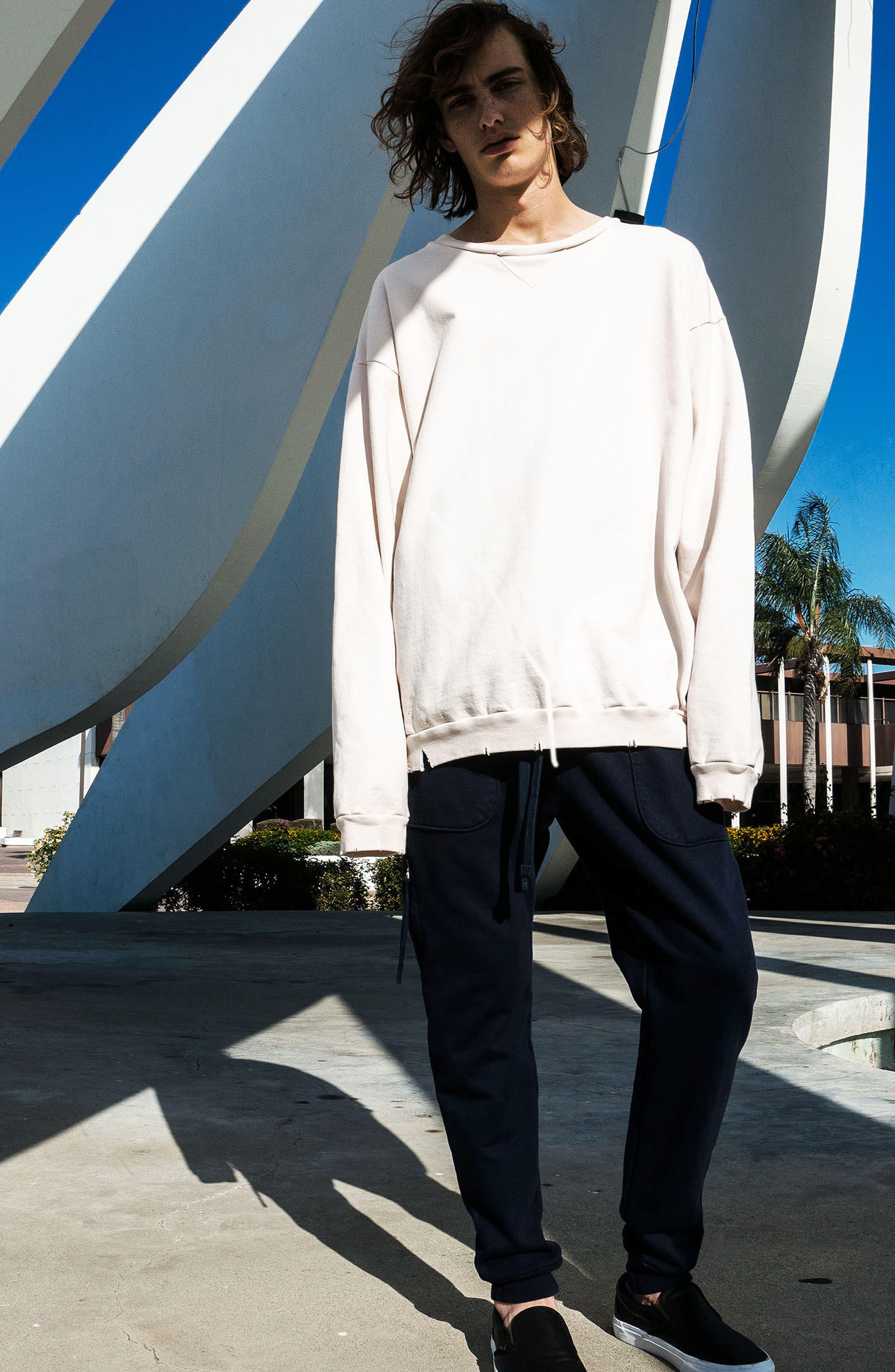 Alternate Image 7  - Drifter Norton Sweatshirt