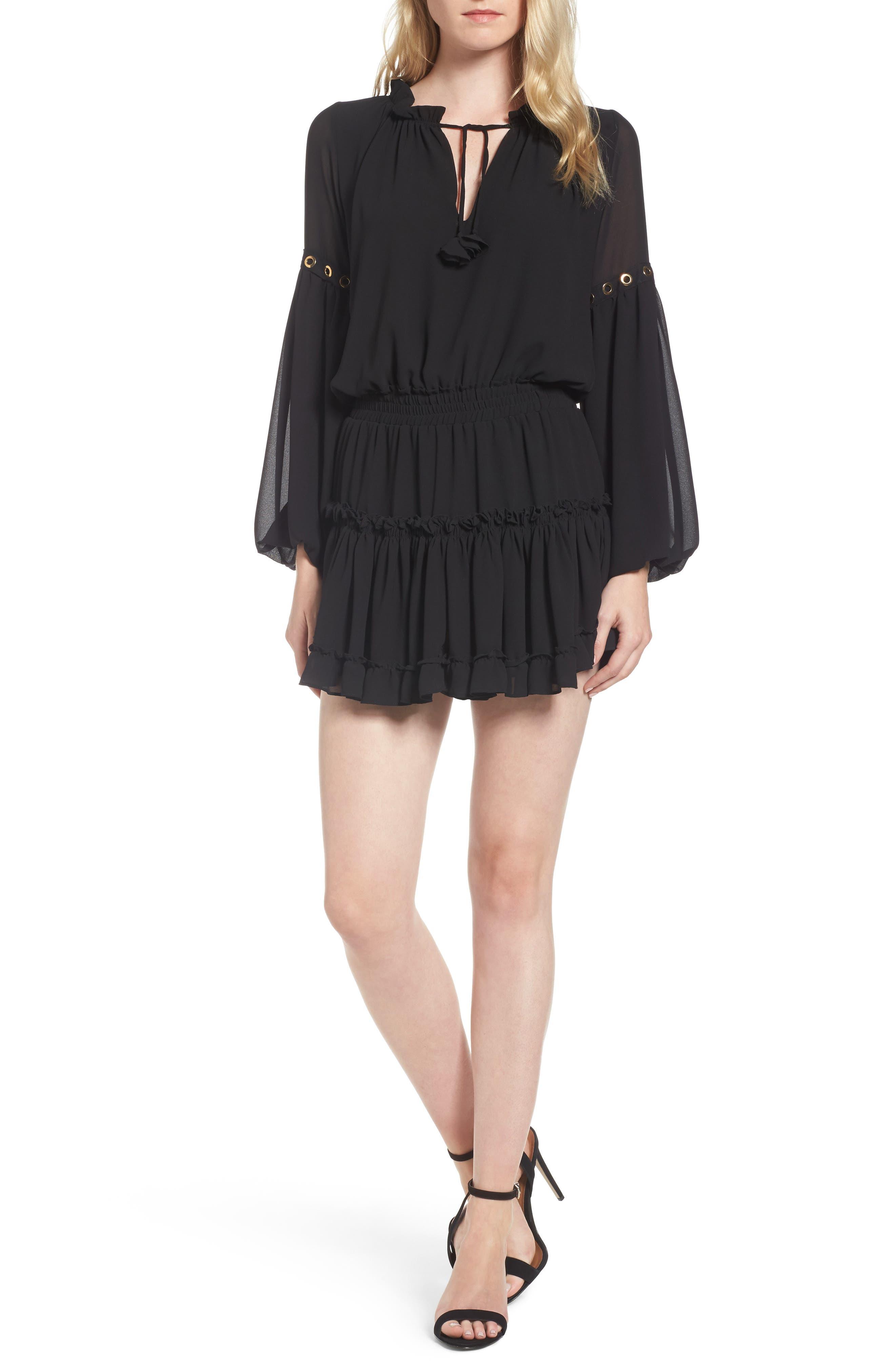 Alternate Image 1 Selected - MISA Los Angeles Danai Dress