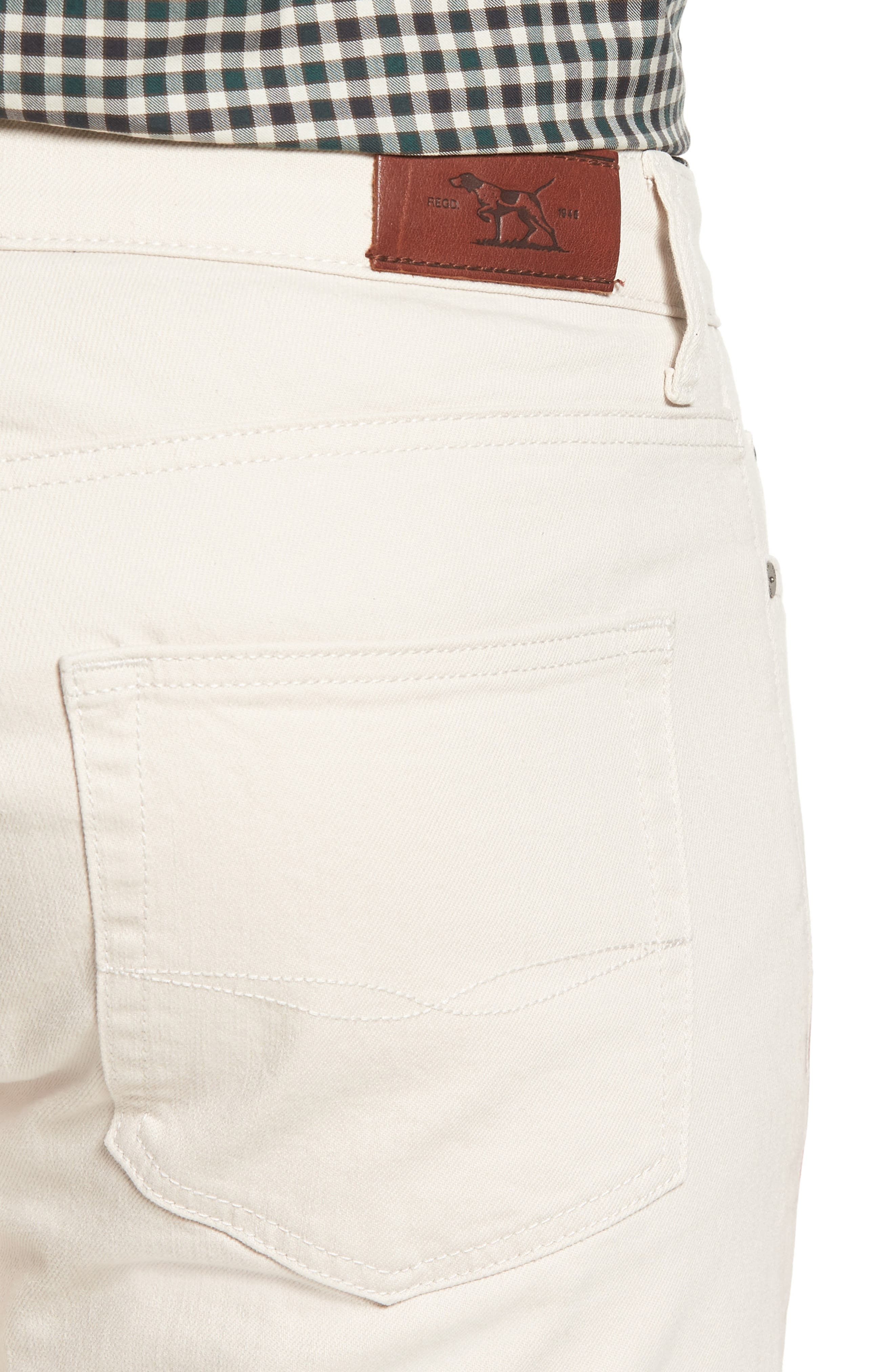 Dartmouth Straight Leg Pants,                             Alternate thumbnail 4, color,                             Pumice