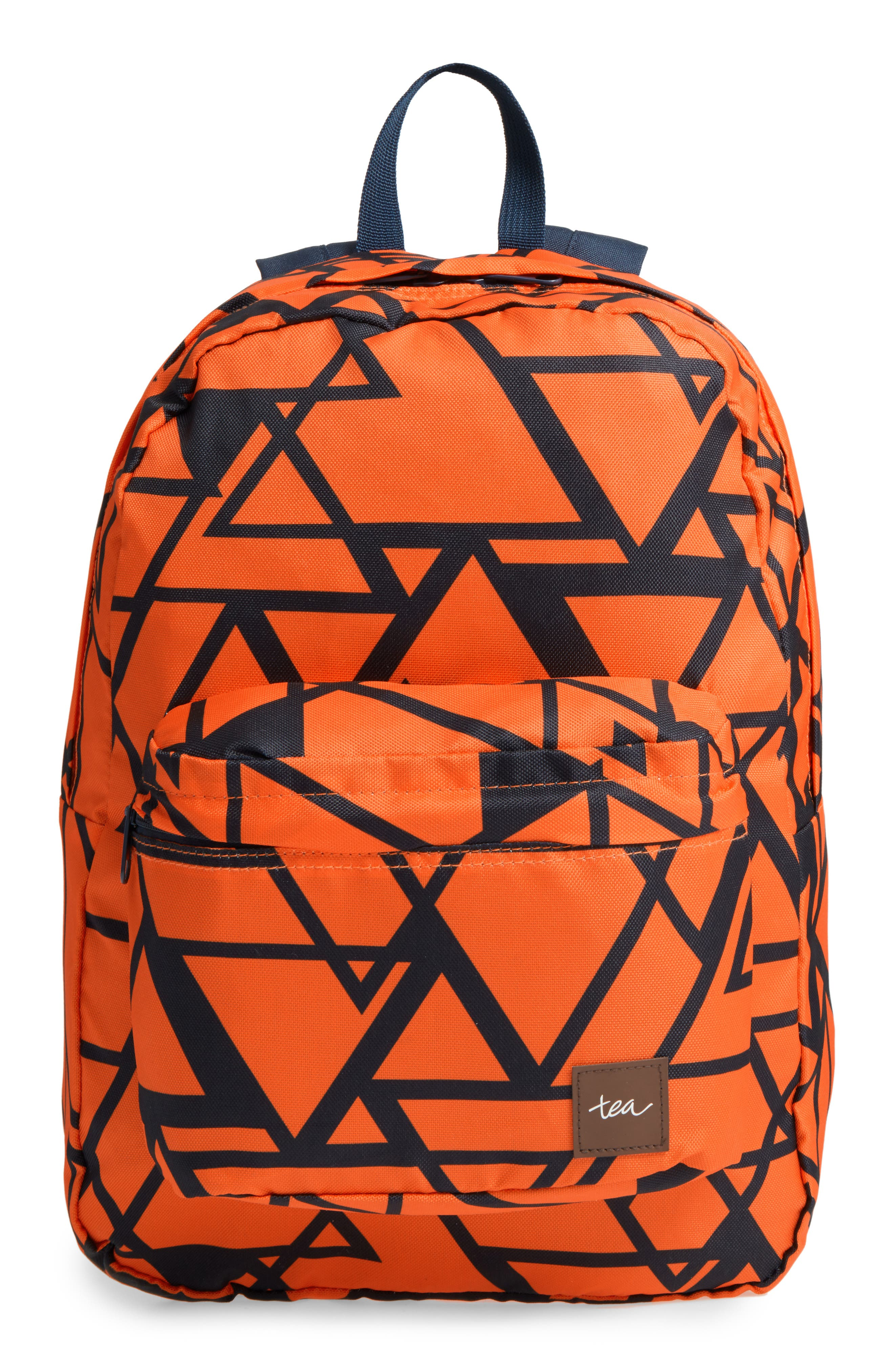Alternate Image 1 Selected - Tea Collection Scots Triangle Backpack (Kids)