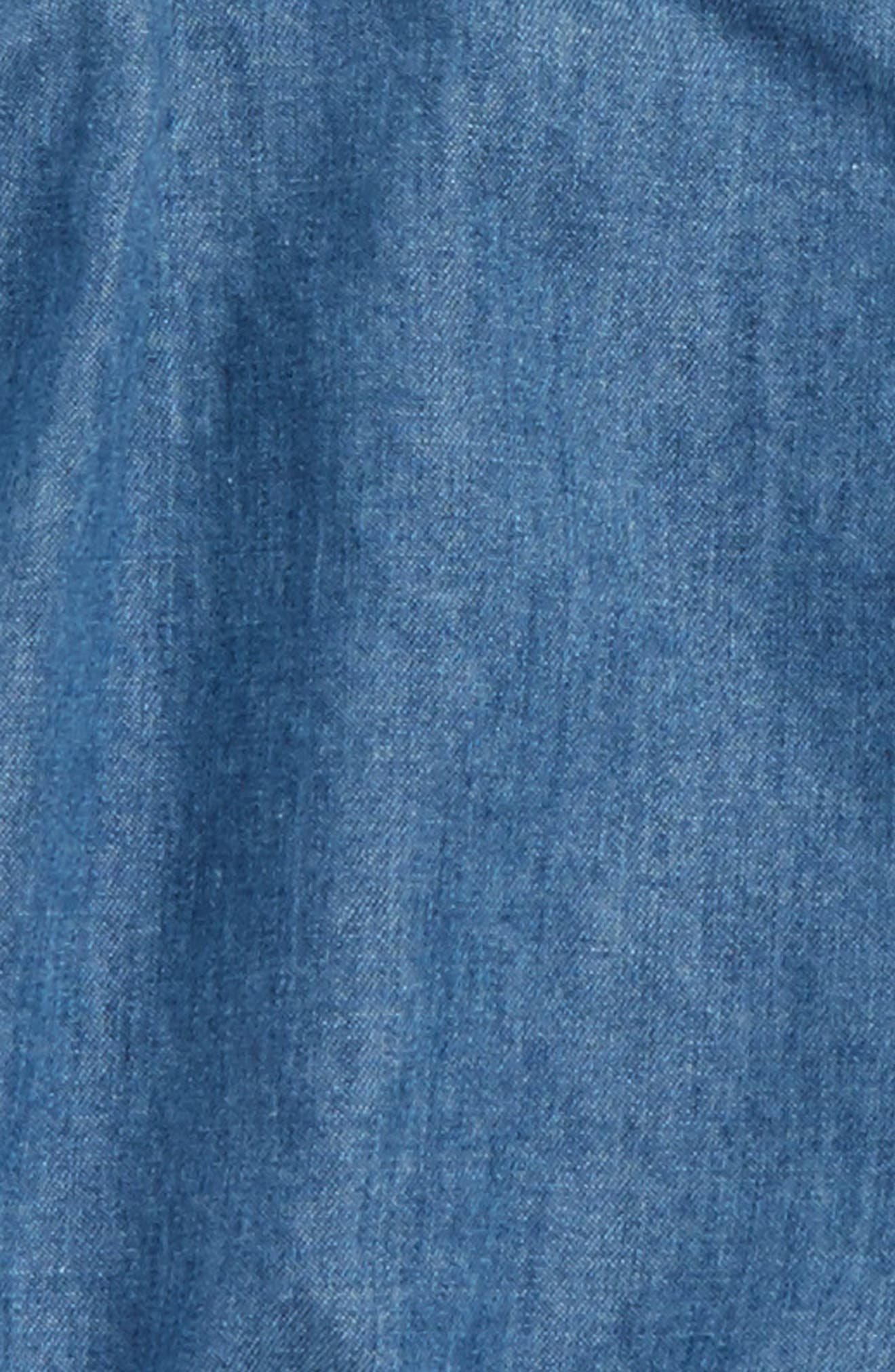 Pretty Chambray Bloomers,                             Alternate thumbnail 2, color,                             Chambray