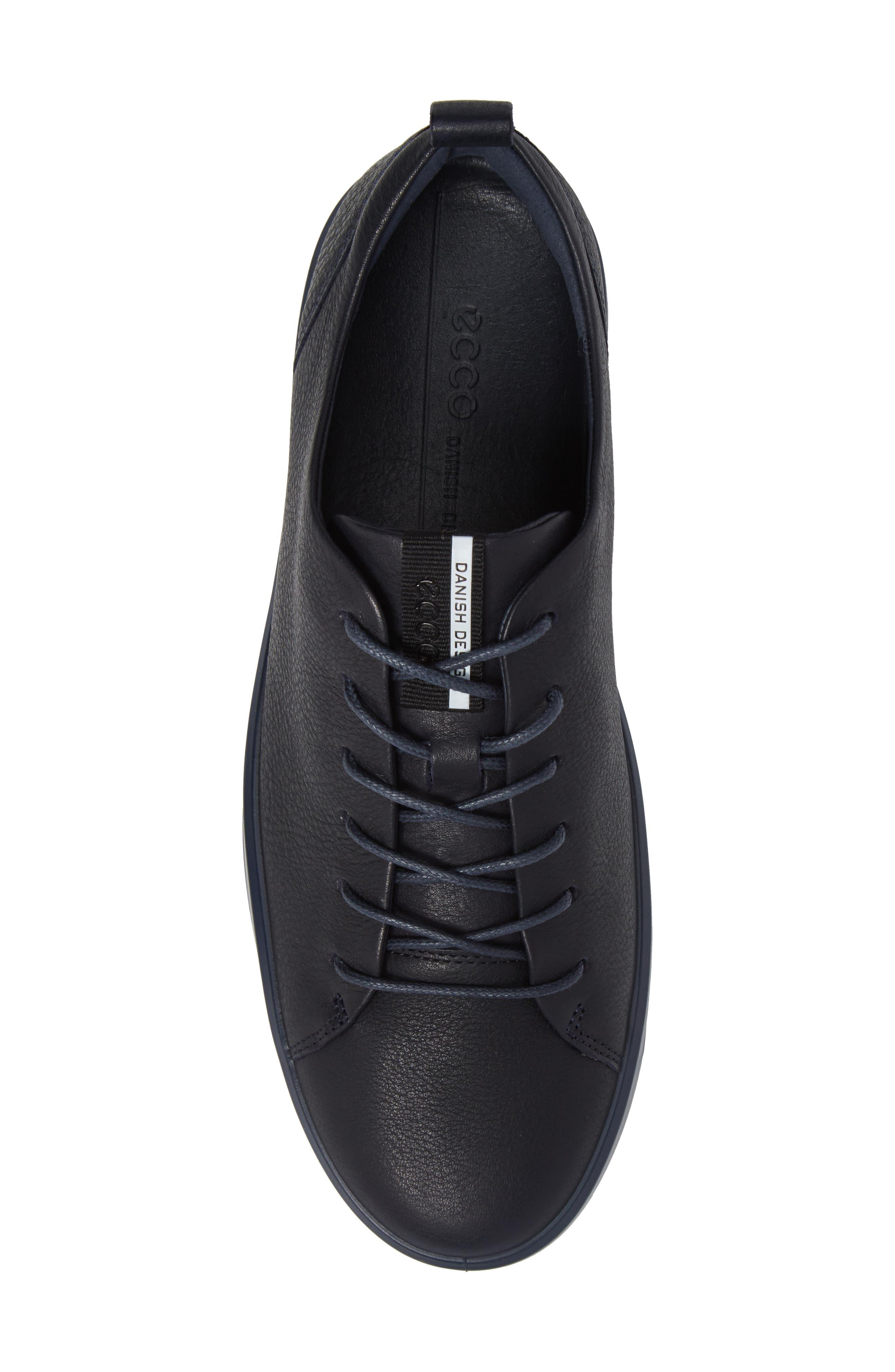 Alternate Image 5  - ECCO Soft 8 Sneaker (Men)