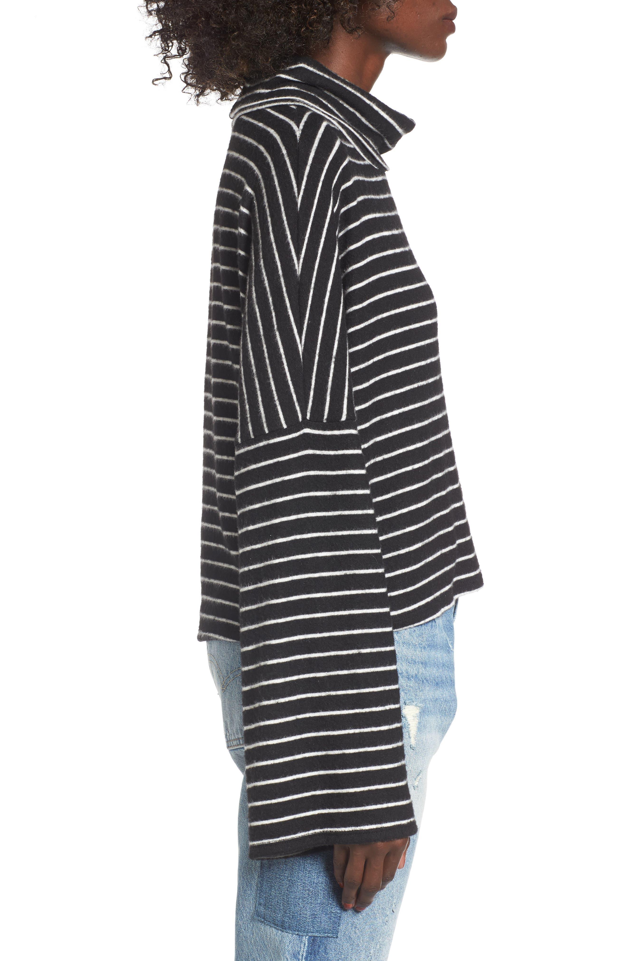 Alternate Image 3  - BP. Bell Sleeve Stripe Top
