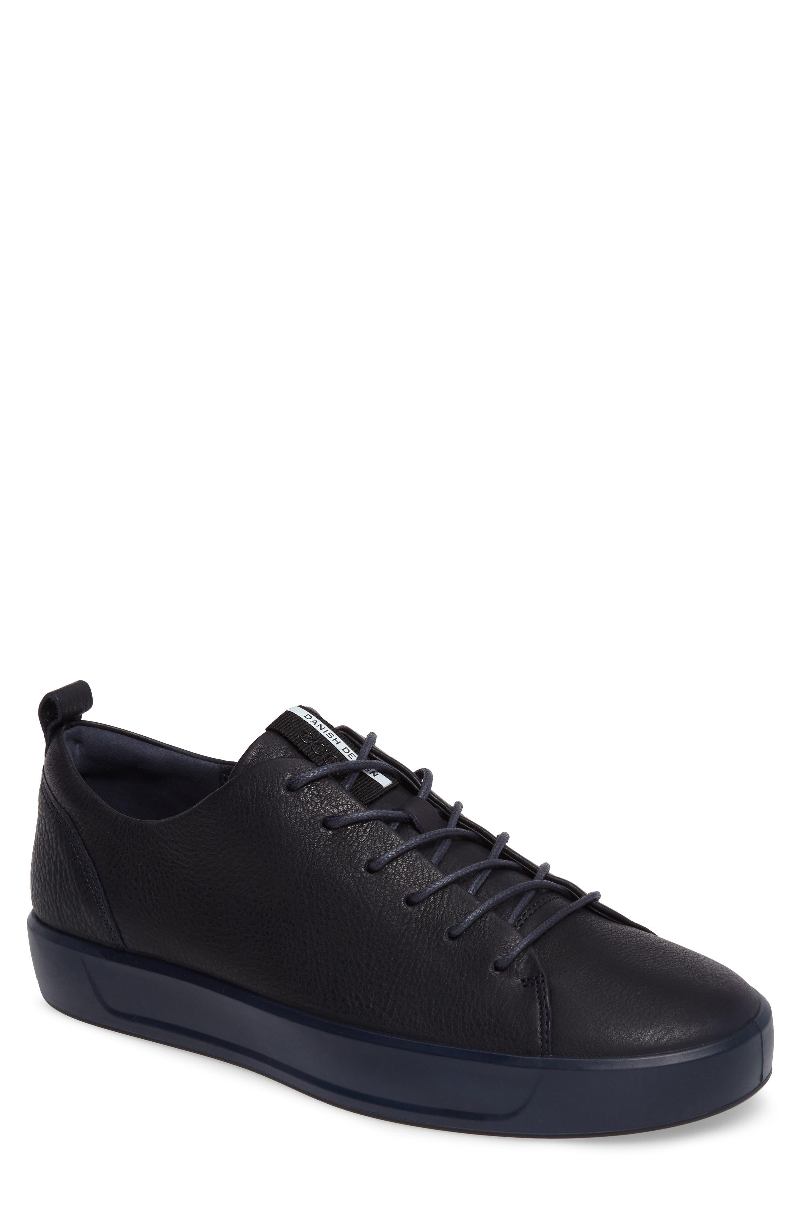 Alternate Image 1 Selected - ECCO Soft 8 Sneaker (Men)