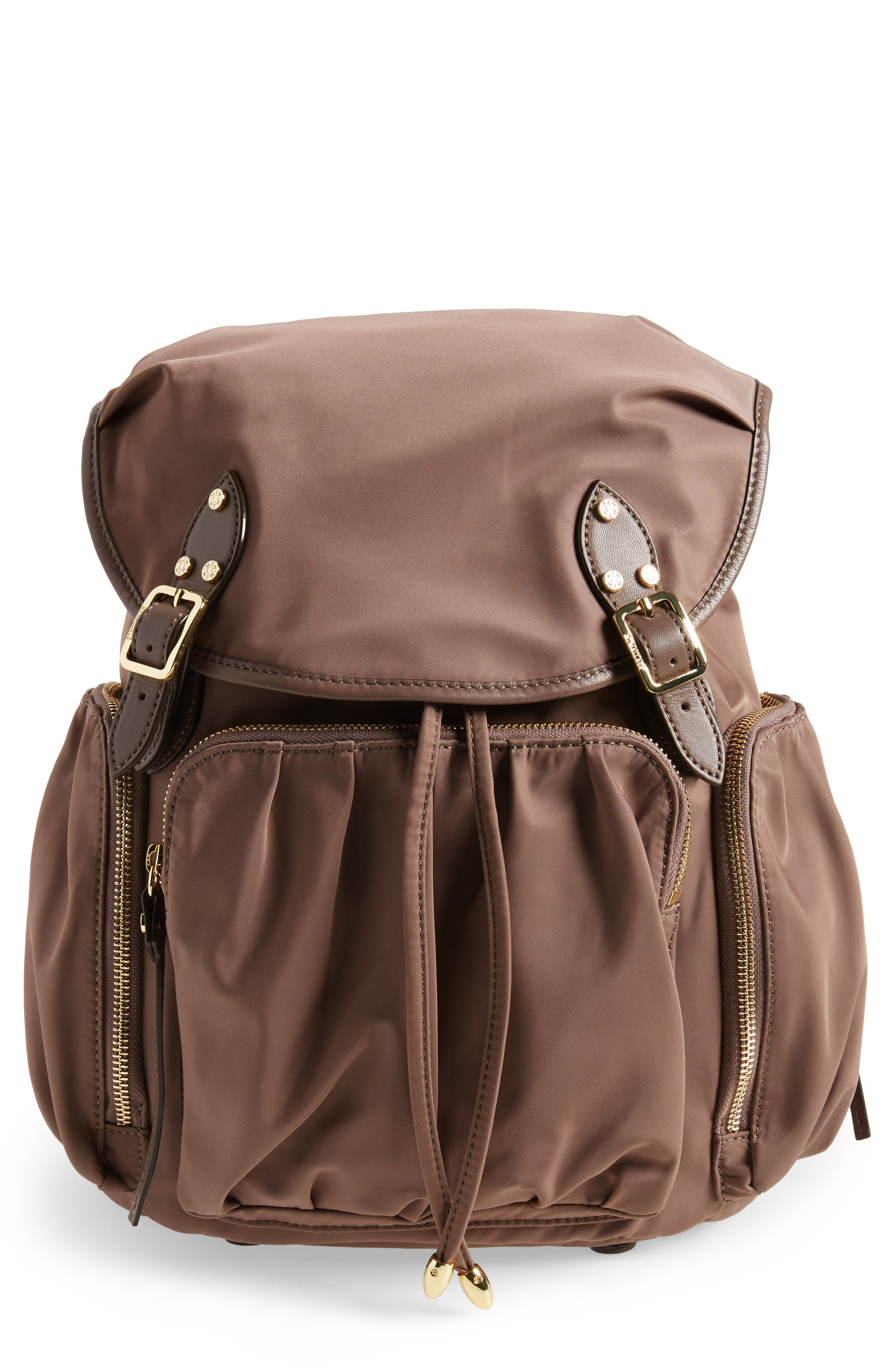 Alternate Image 1 Selected - MZ Wallace 'Marlena' Bedford Nylon Backpack