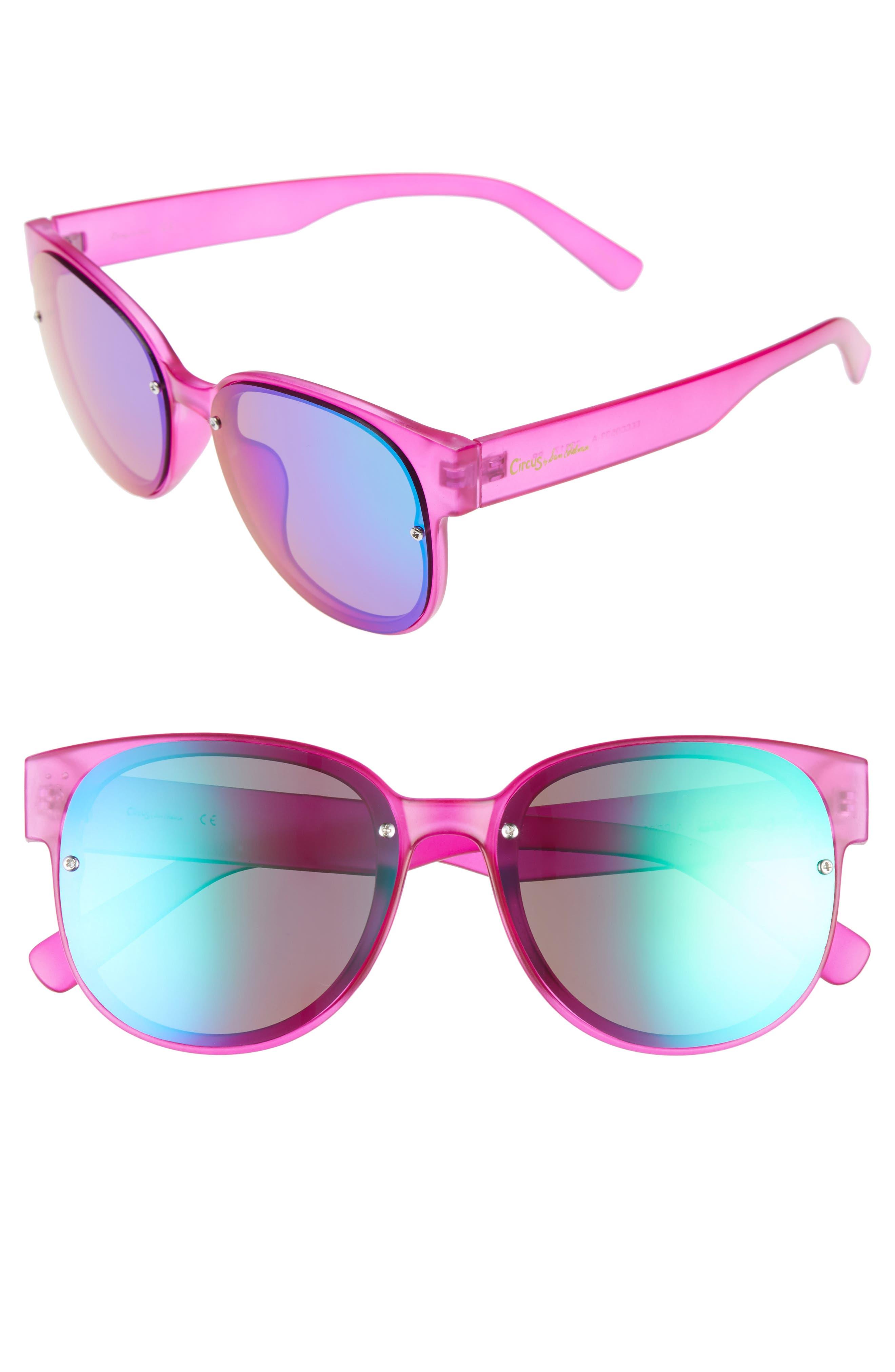 Circus by Sam Edelman 58mm Sunglasses