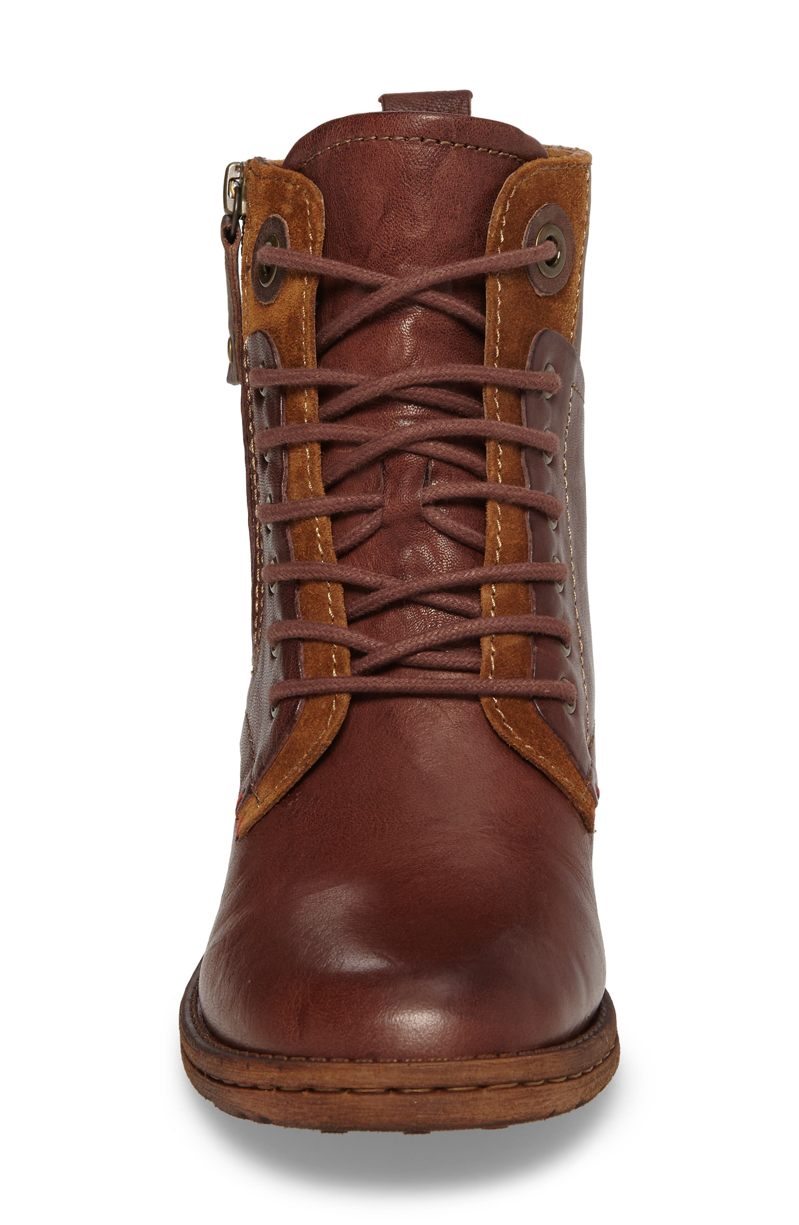 Alternate Image 4  - Comfortiva Sarango Lace-Up Boot (Women)