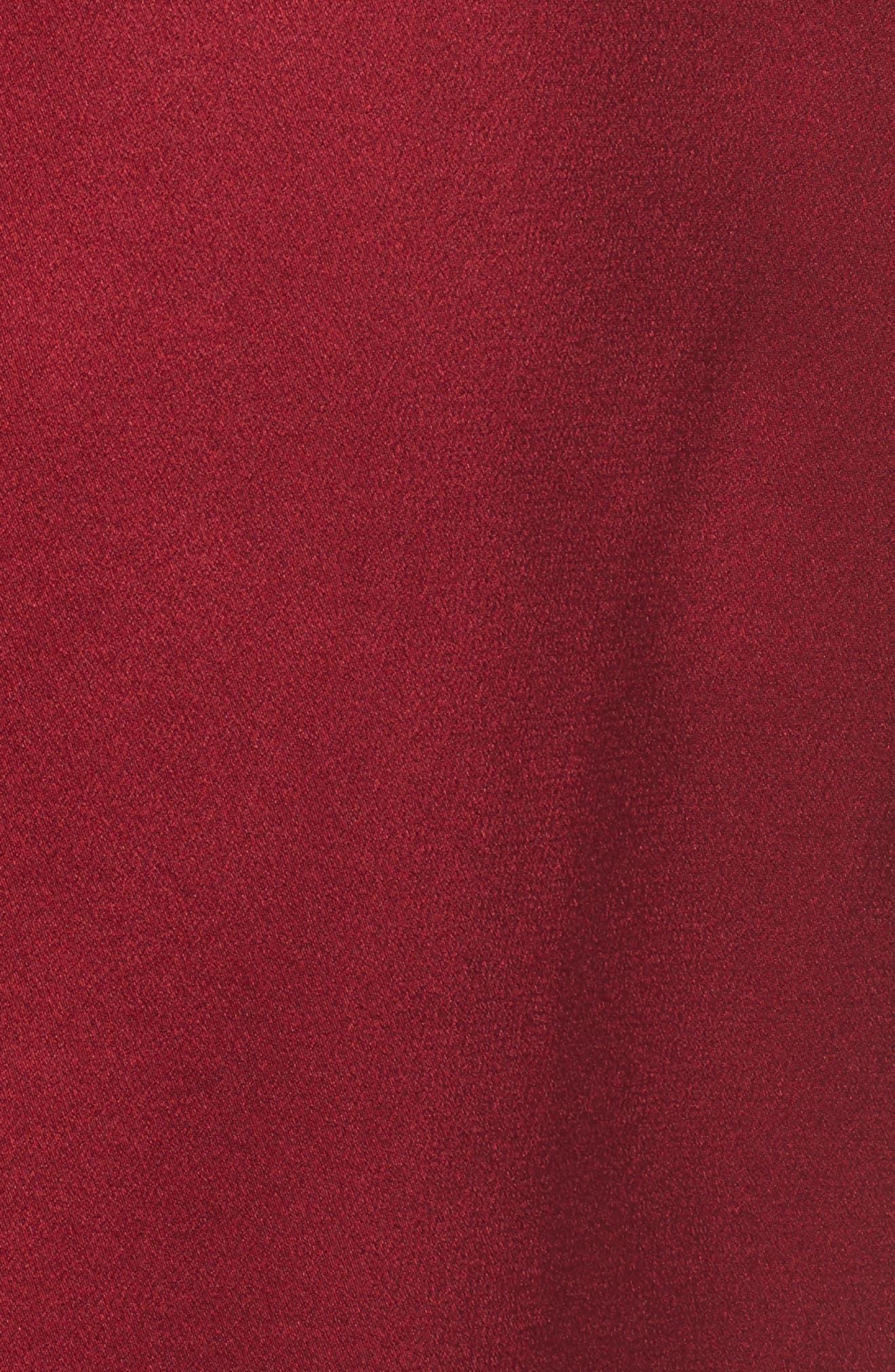 Alternate Image 5  - Eileen Fisher U-Neck Silk Top