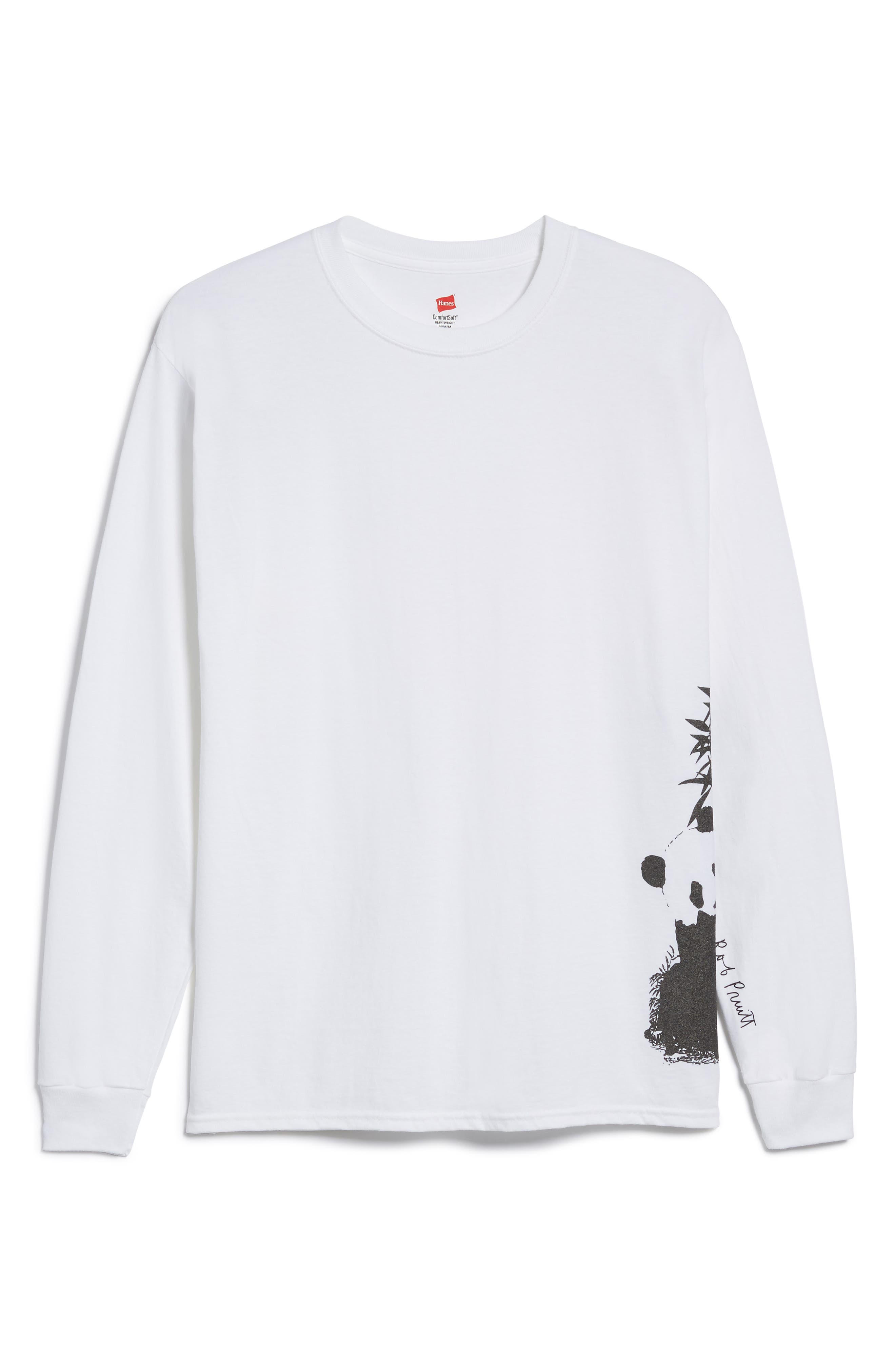 Rob Pruitt x RxArt Graphic Long Sleeve T-Shirt
