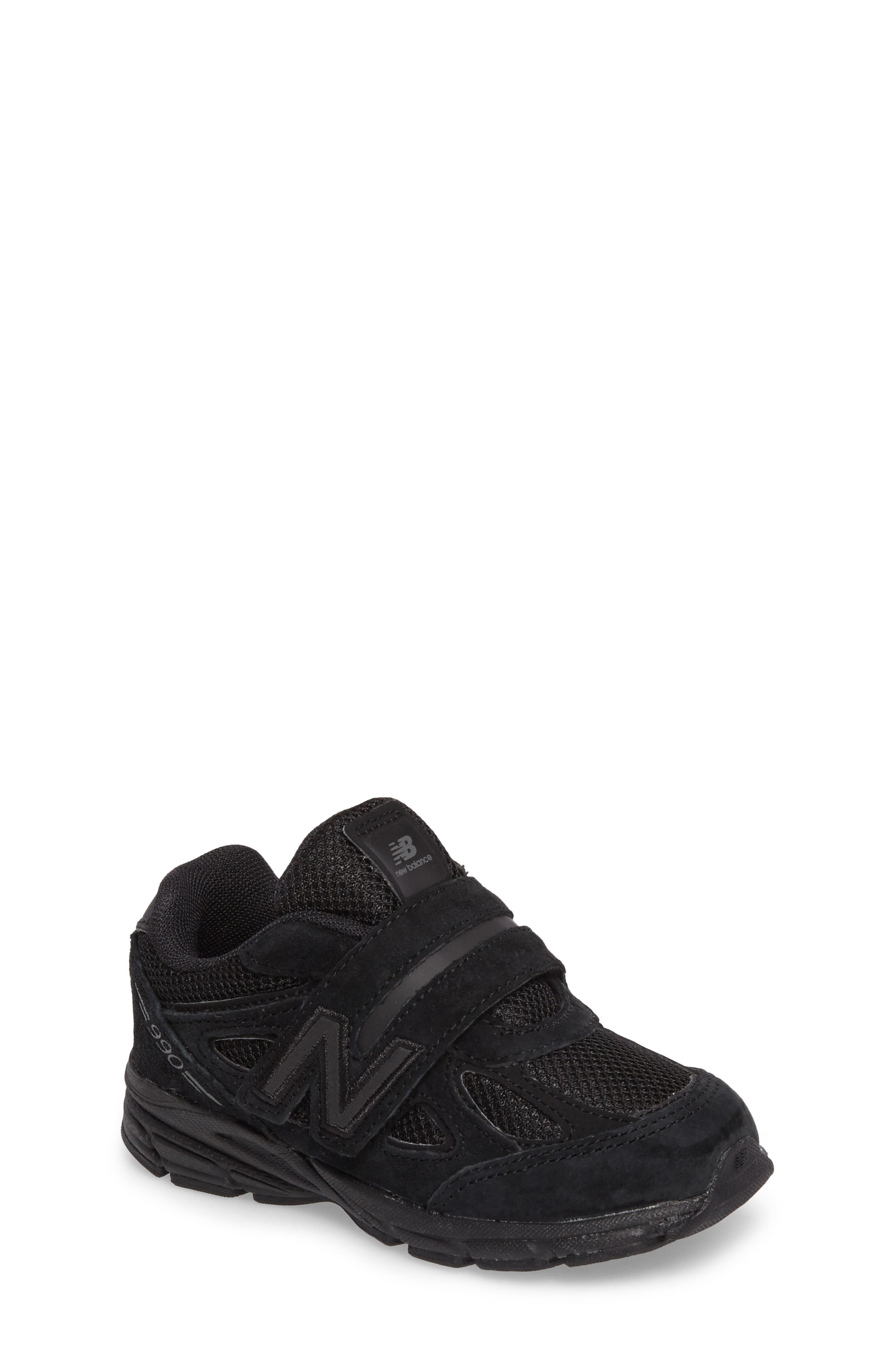 New Balance '990v4' Sneaker (Toddler & Little Kid)