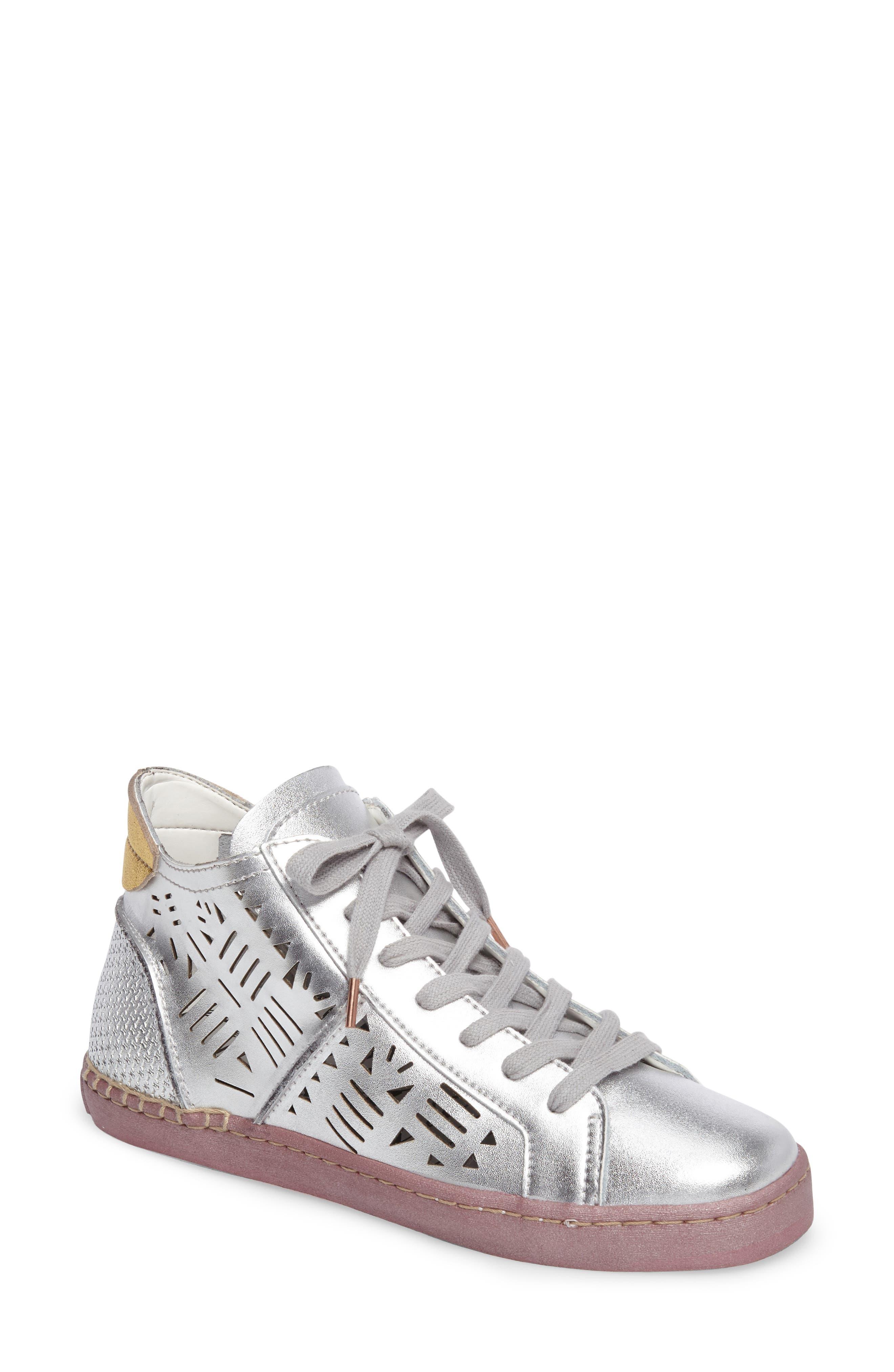 Alternate Image 1 Selected - Dolce Vita Zeus Sneaker (Women)