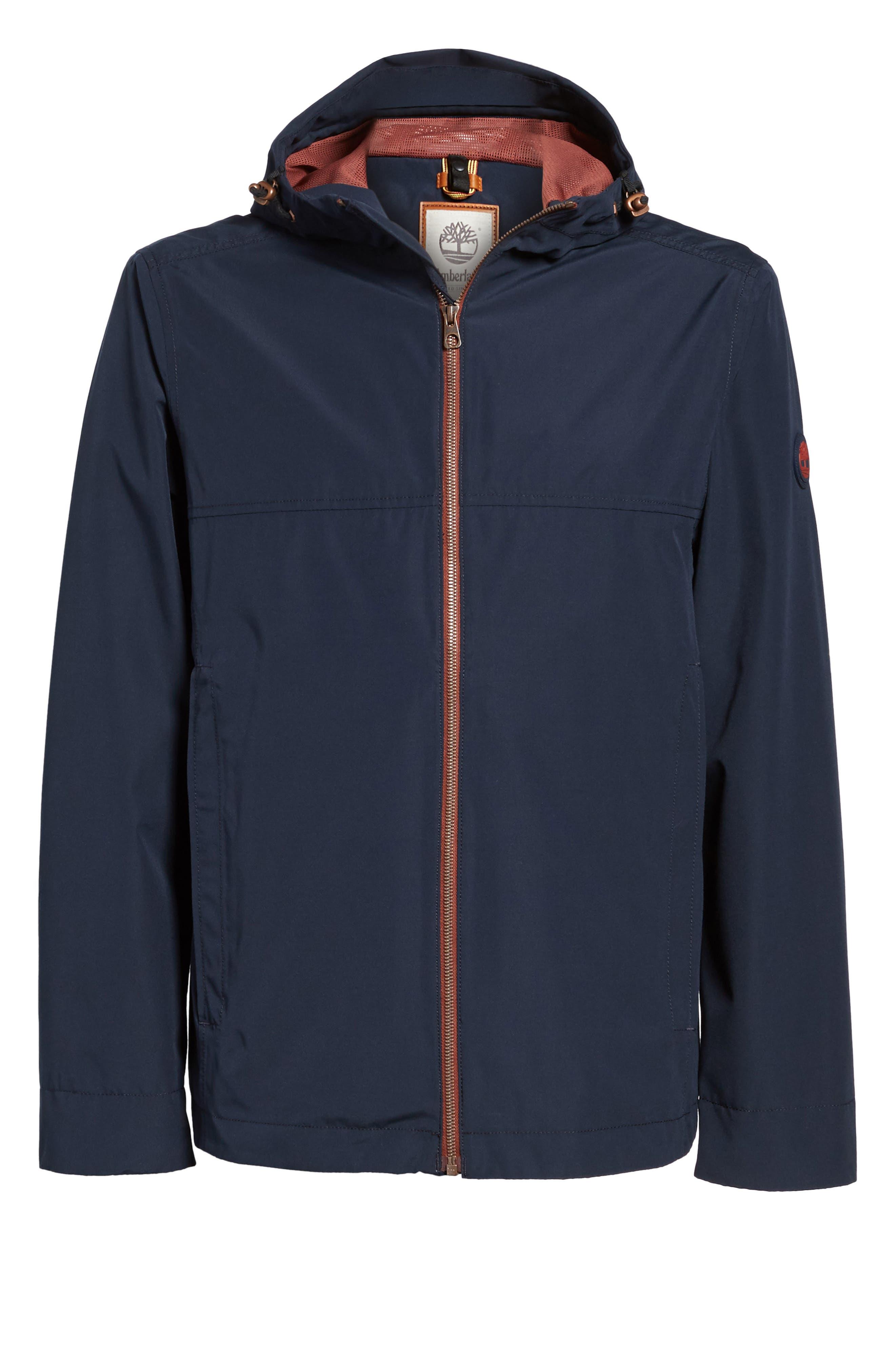 Alternate Image 6  - Timberland Ragged Mountain Packable Waterproof Jacket