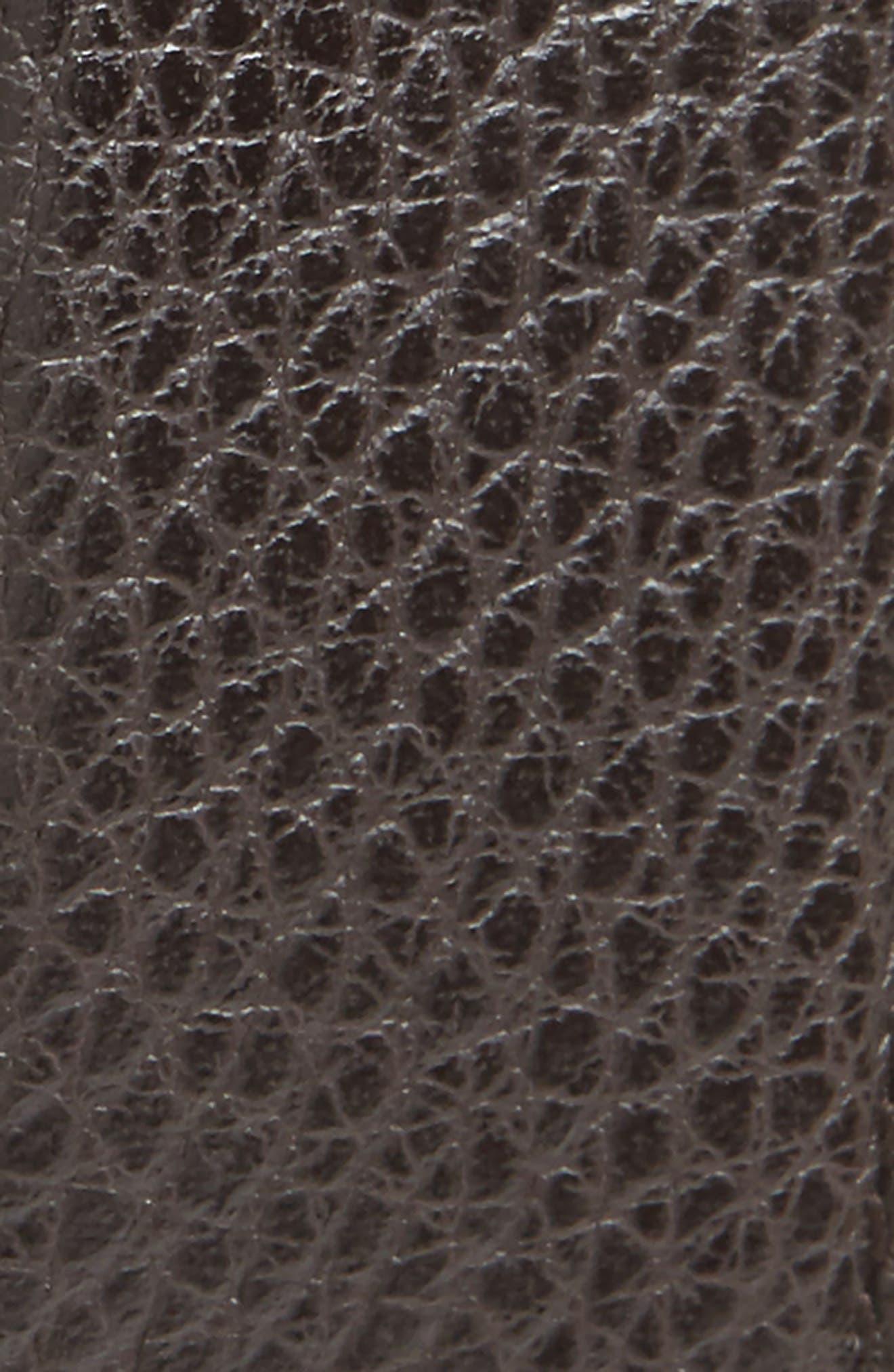 Alternate Image 2  - Gucci Interlocking-G Calfskin Leather Belt