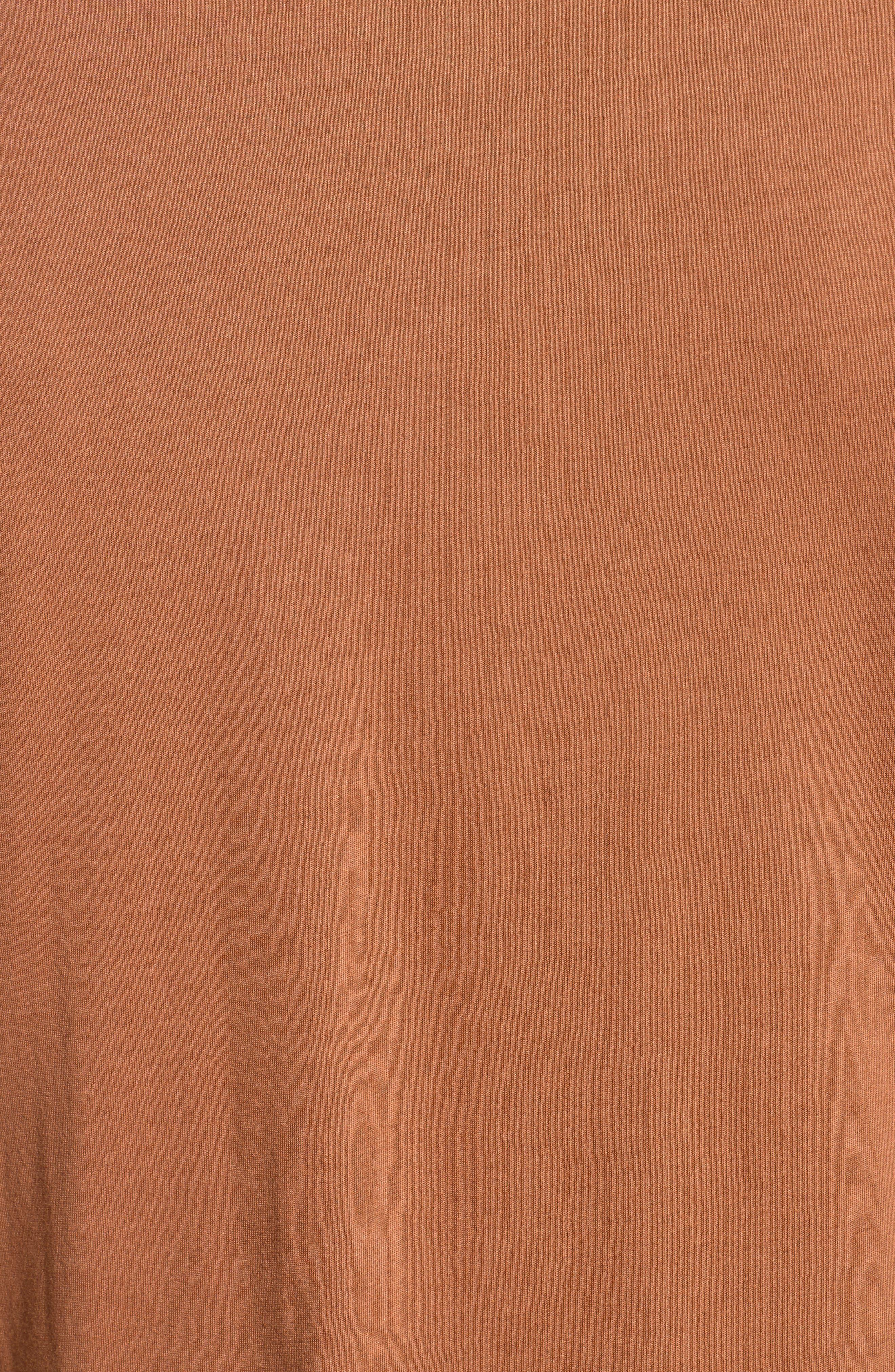 Alternate Image 5  - Helmut Lang Sliced Sleeve T-Shirt