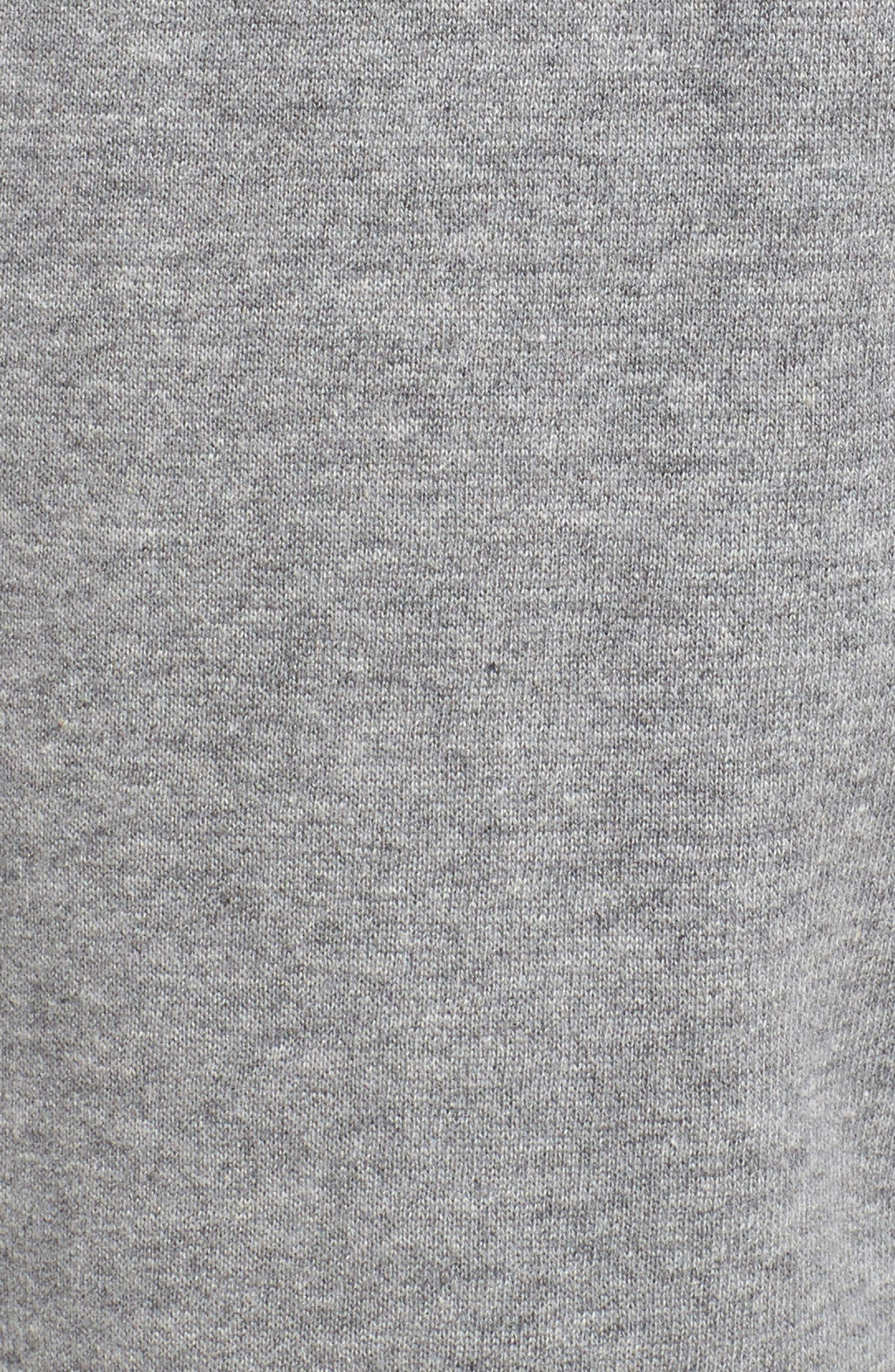Alternate Image 5  - Nike Fleece Knit Pants