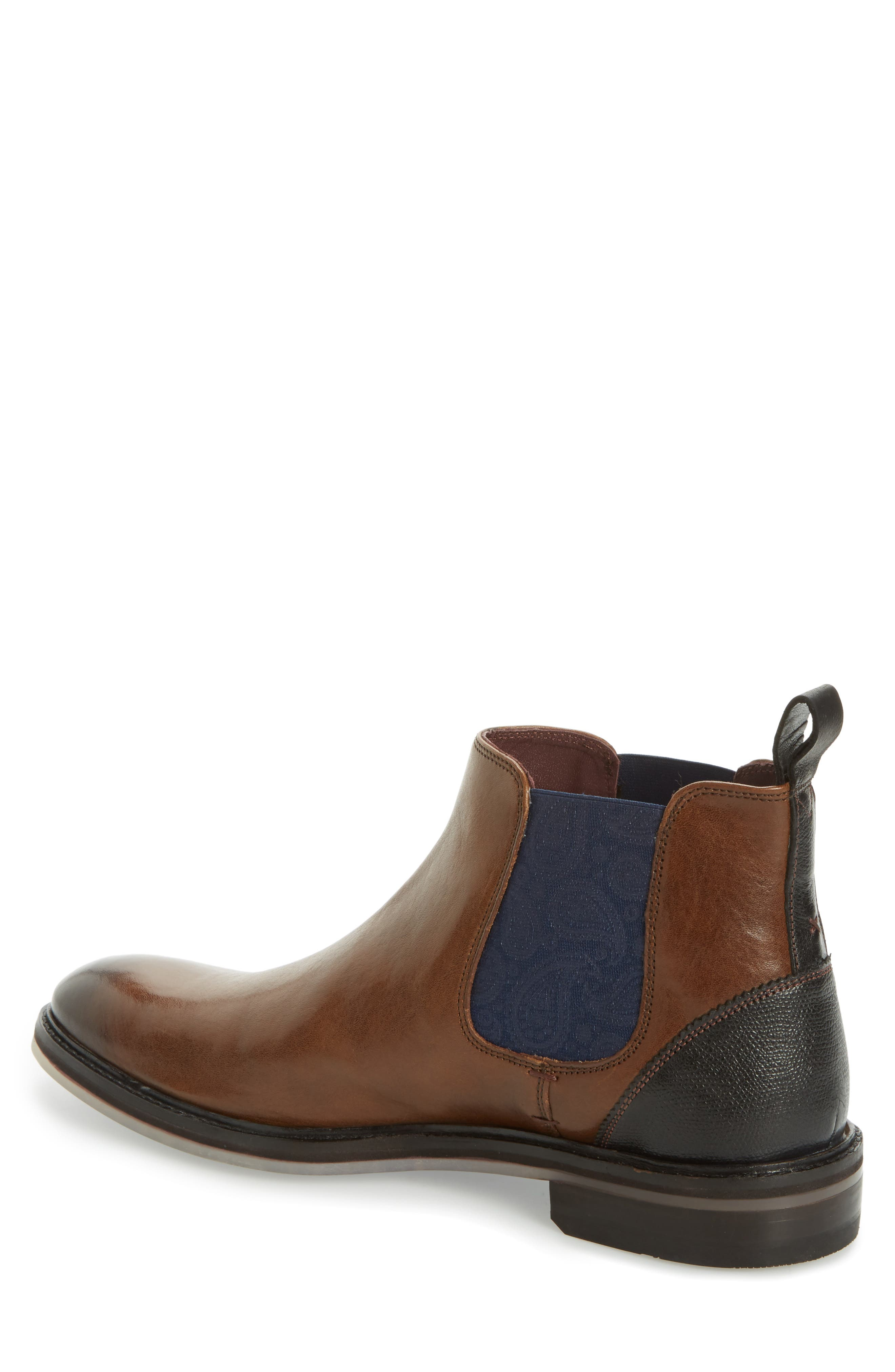 Alternate Image 2  - Ted Baker London Zilpha Chelsea Boot (Men)