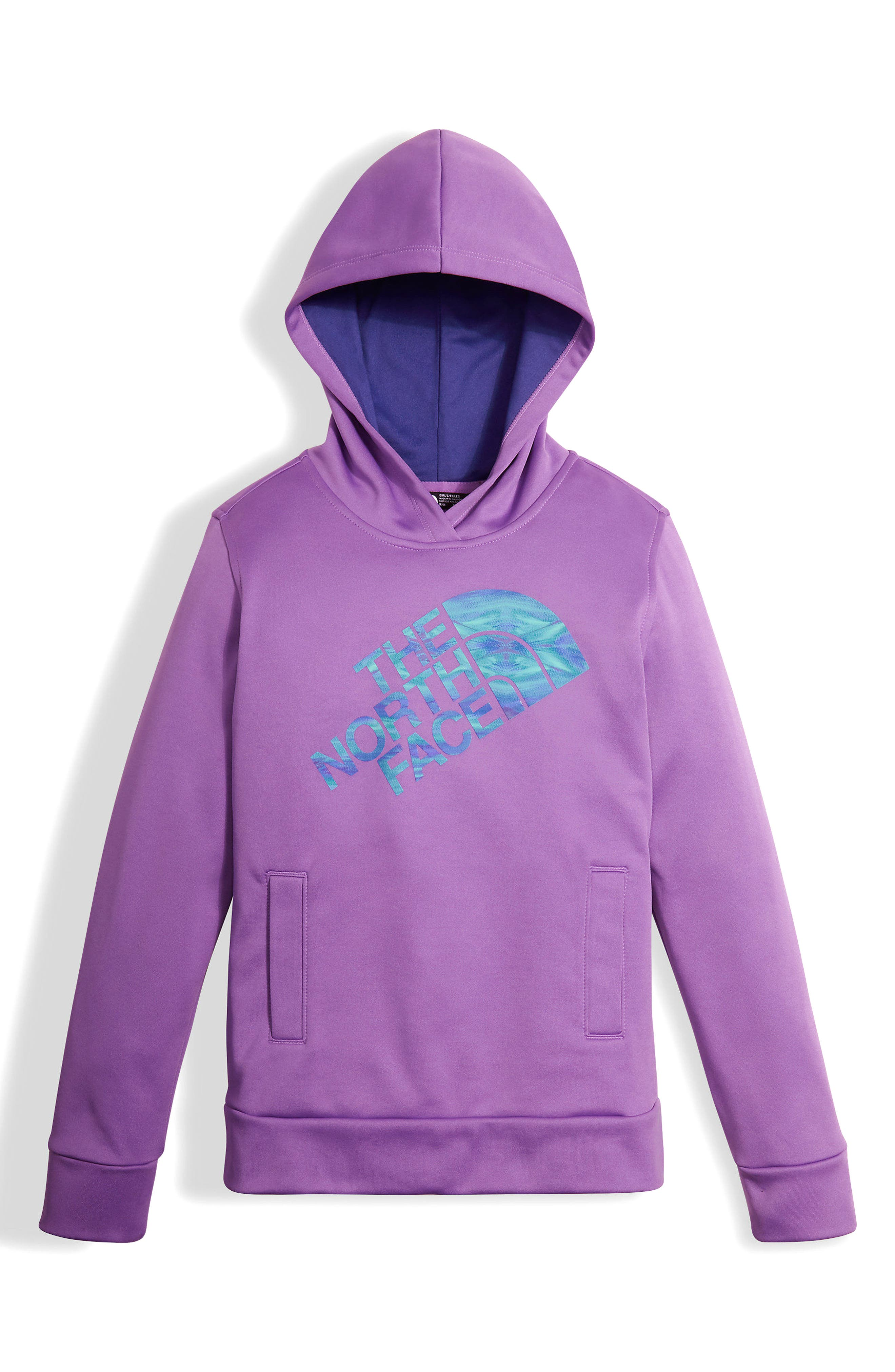 The North Face Surgent Fleece Pullover Hoodie (Big Girls)