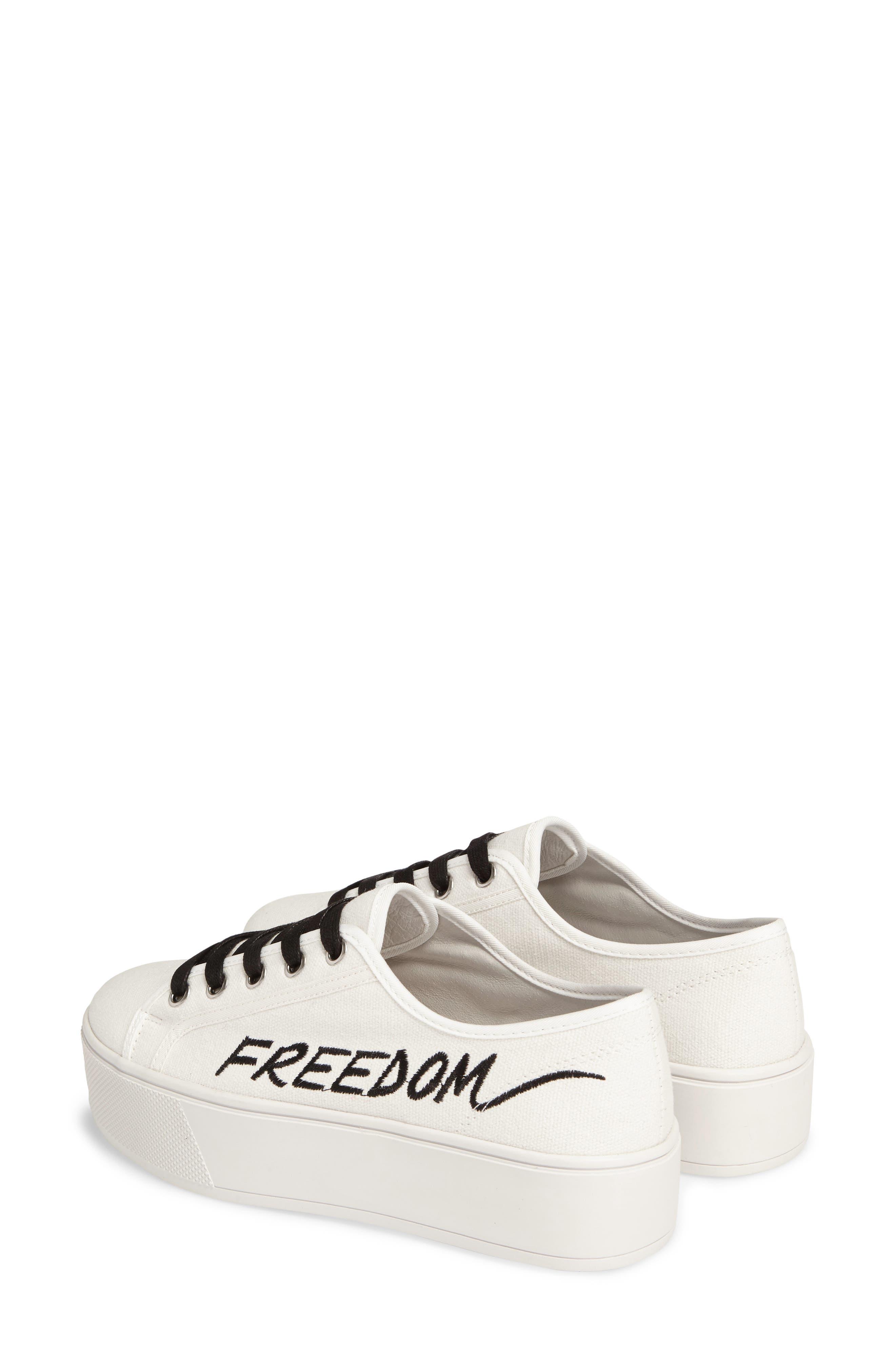 Alternate Image 3  - Steve Madden Fink Platform Sneaker (Women)