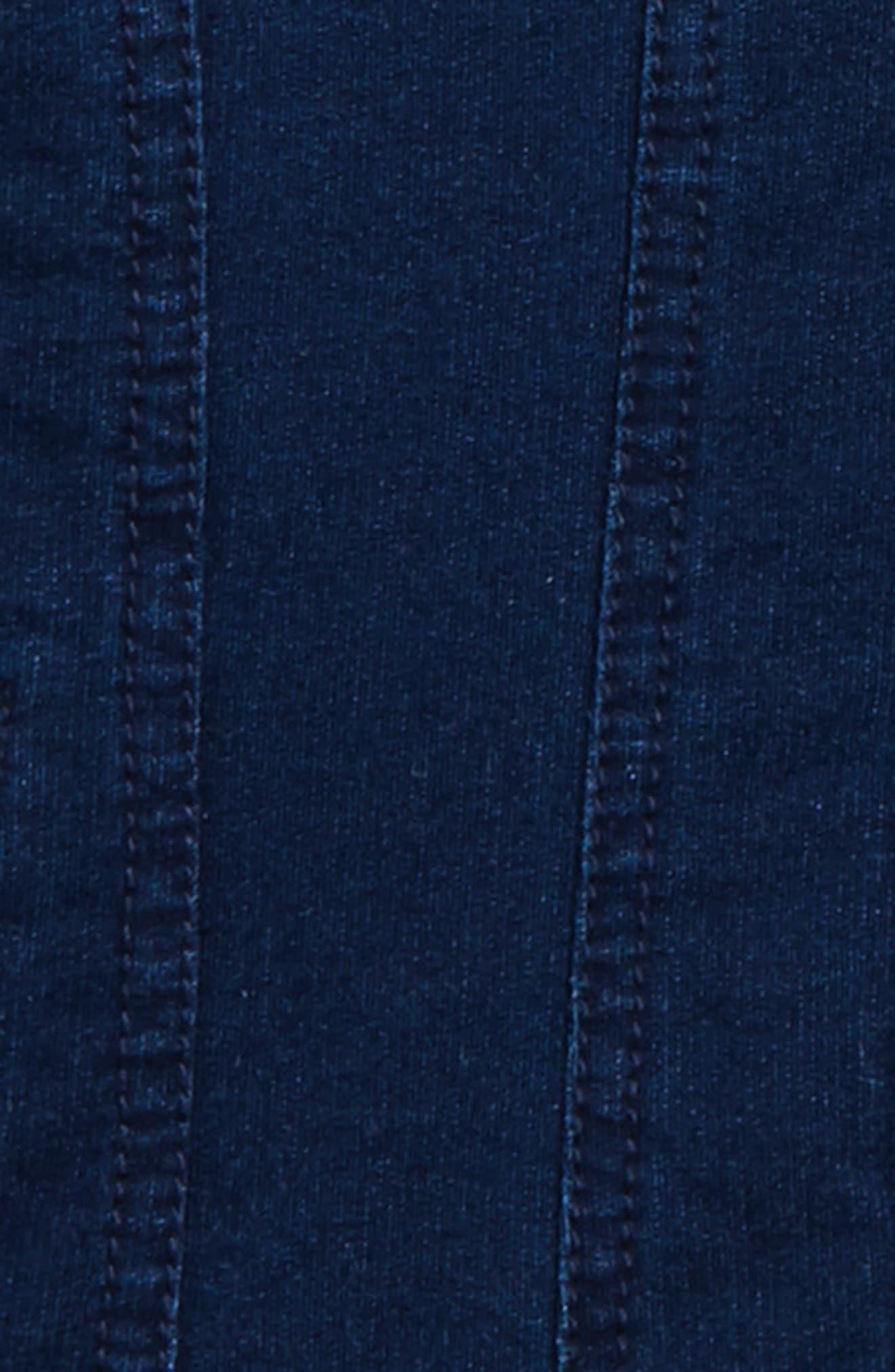 Alternate Image 2  - Splendid Denim Jacket (Big Girls)