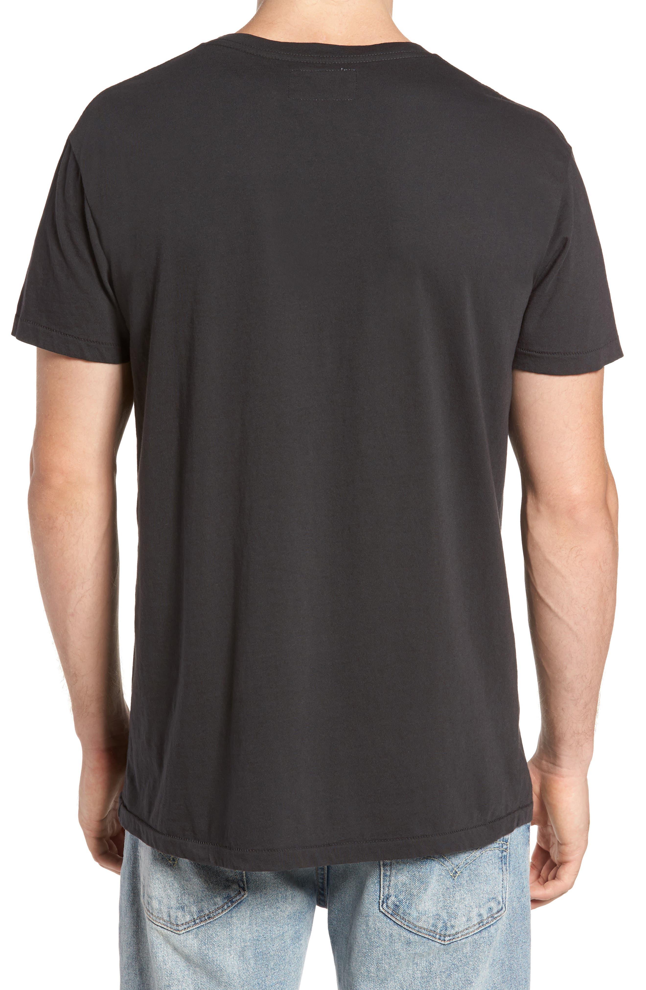 Aprés Freedom T-Shirt,                             Alternate thumbnail 2, color,                             Black