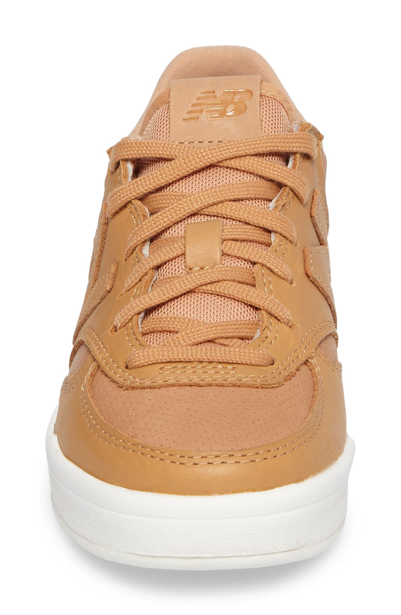 300 Sneaker,                             Alternate thumbnail 4, color,                             Toast