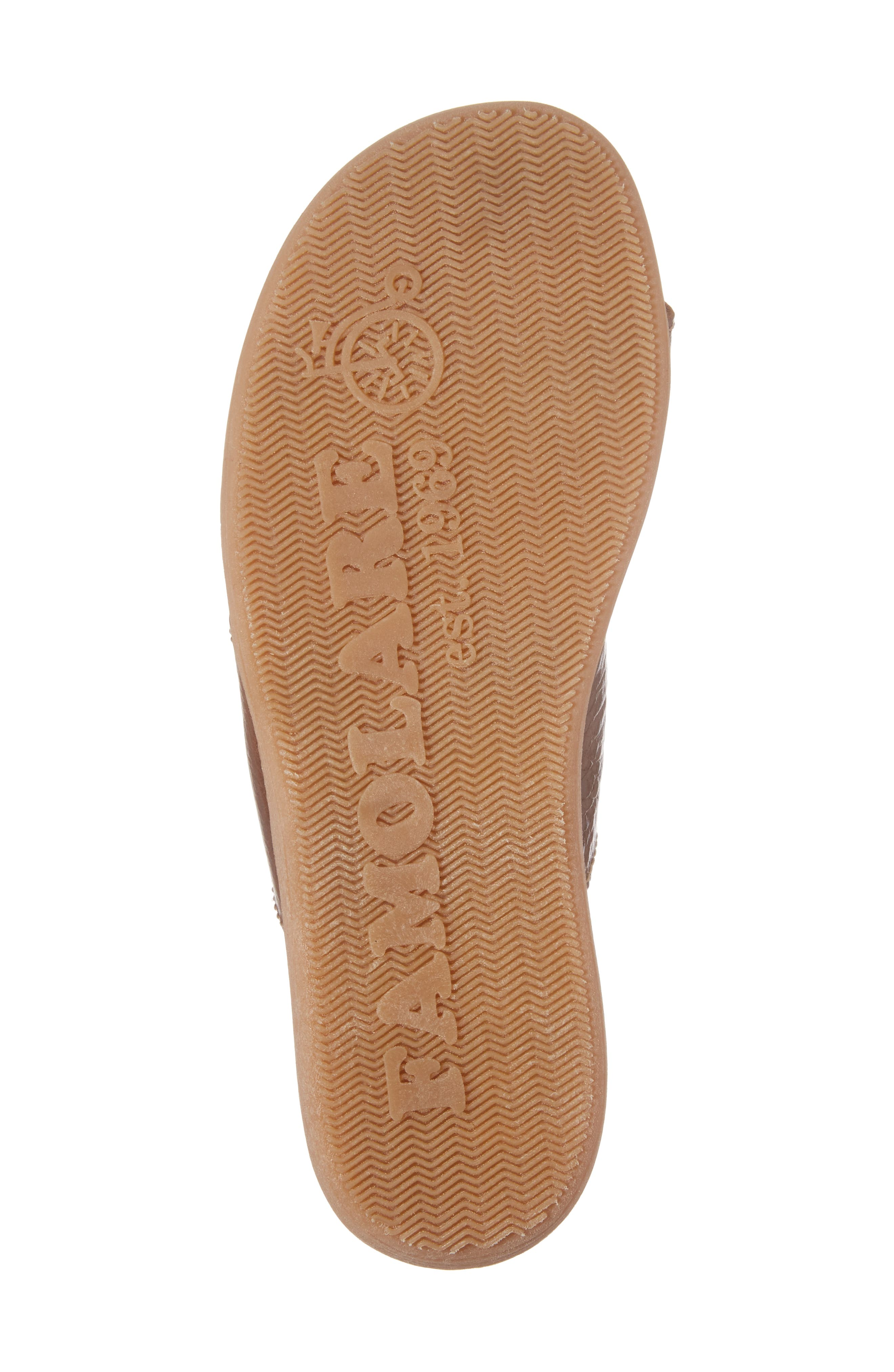 Alternate Image 6  - Famolare Band & Deliver Toe Loop Slide Sandal (Women)