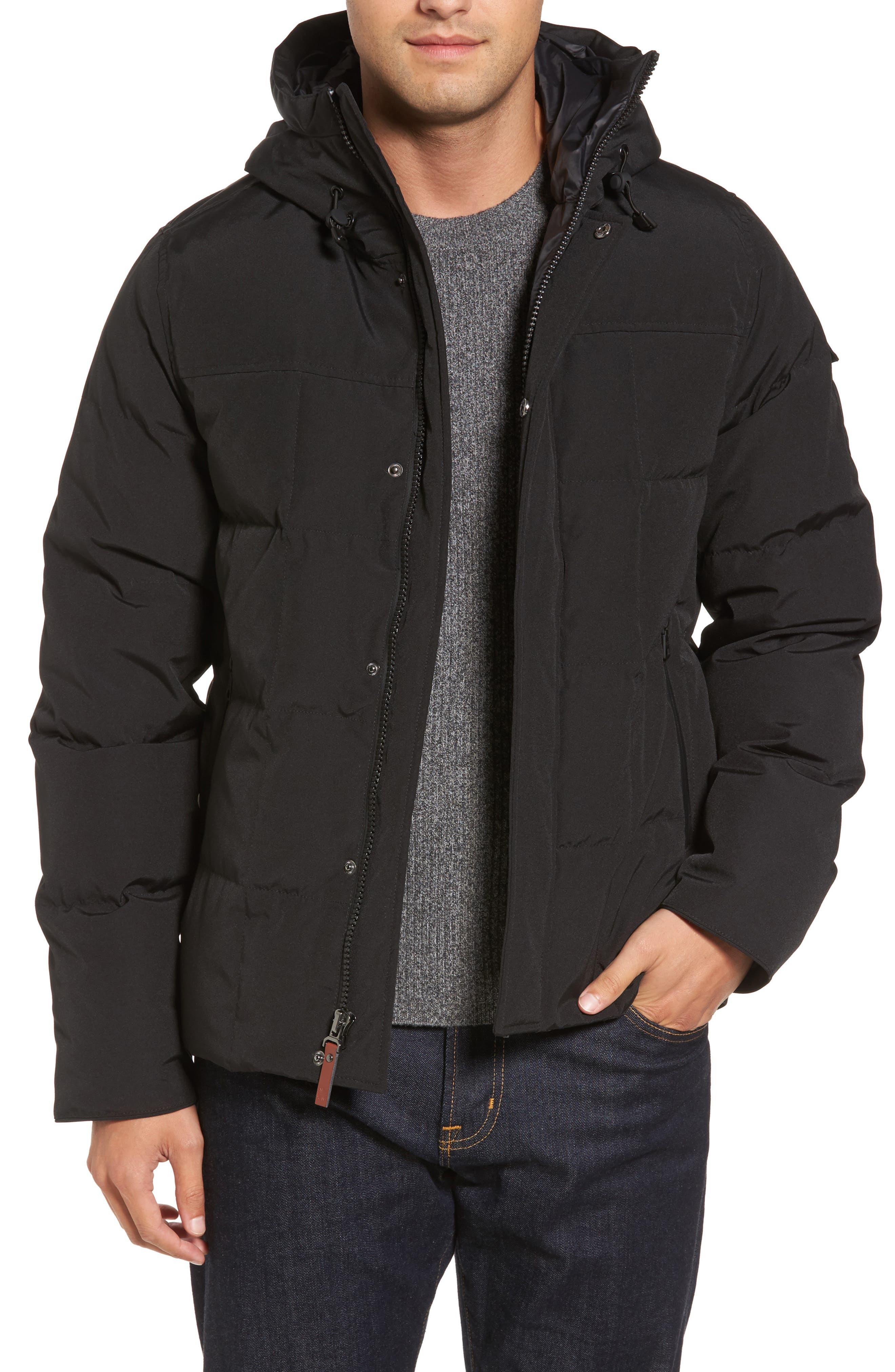 Main Image - UGG® Technical Water Resistant Down Parka