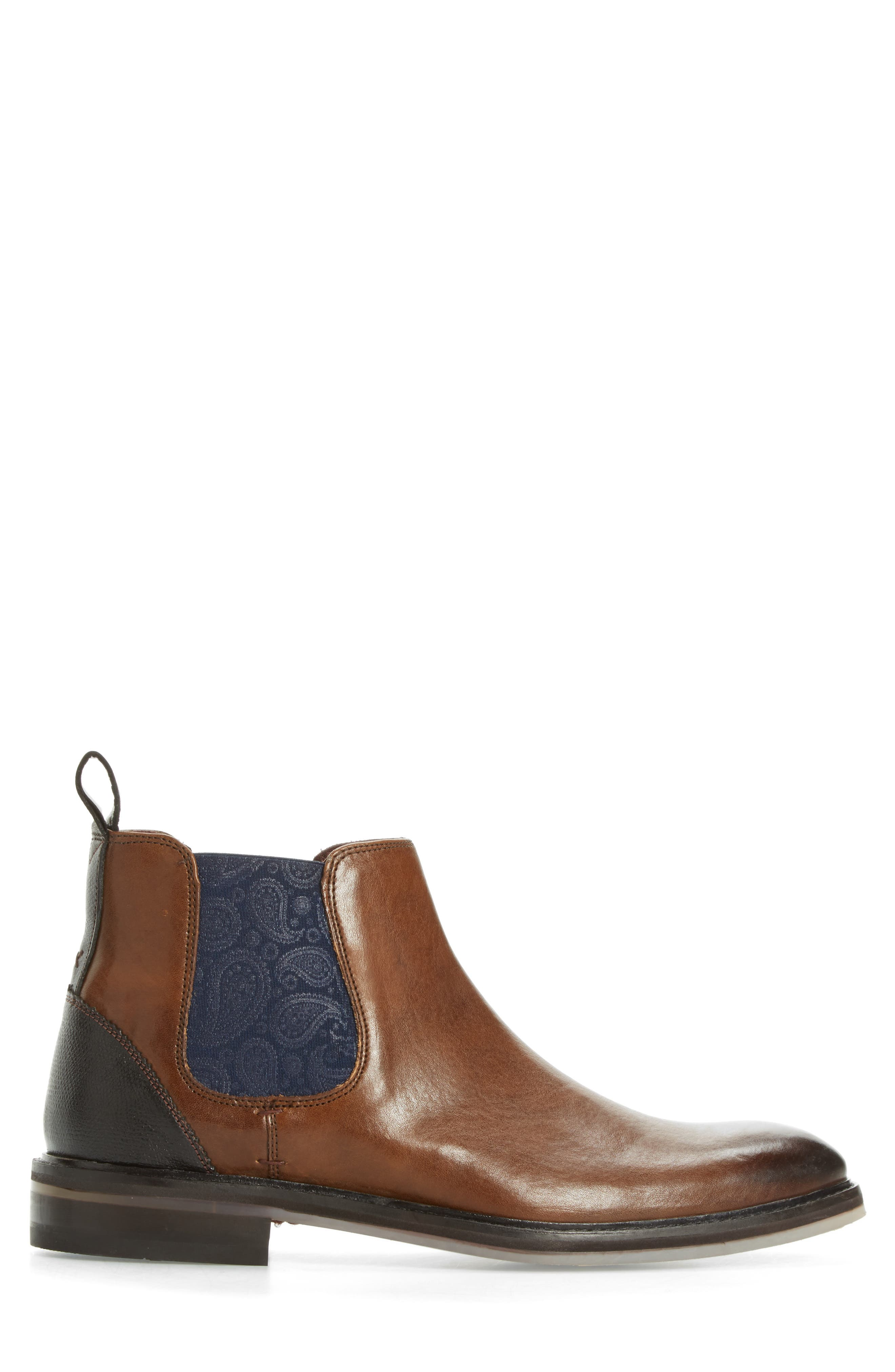 Alternate Image 3  - Ted Baker London Zilpha Chelsea Boot (Men)