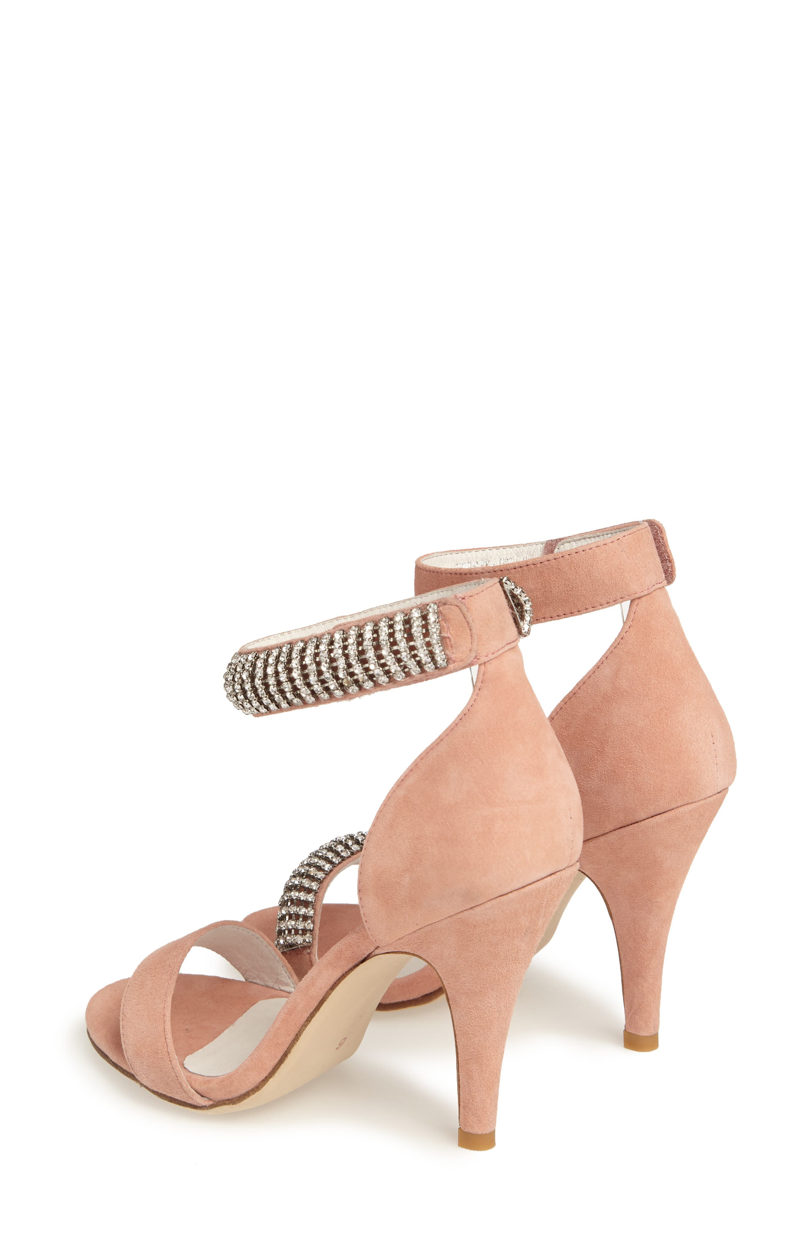 Alternate Image 2  - Jeffrey Campbell Kristy Ankle Strap Sandal (Women)