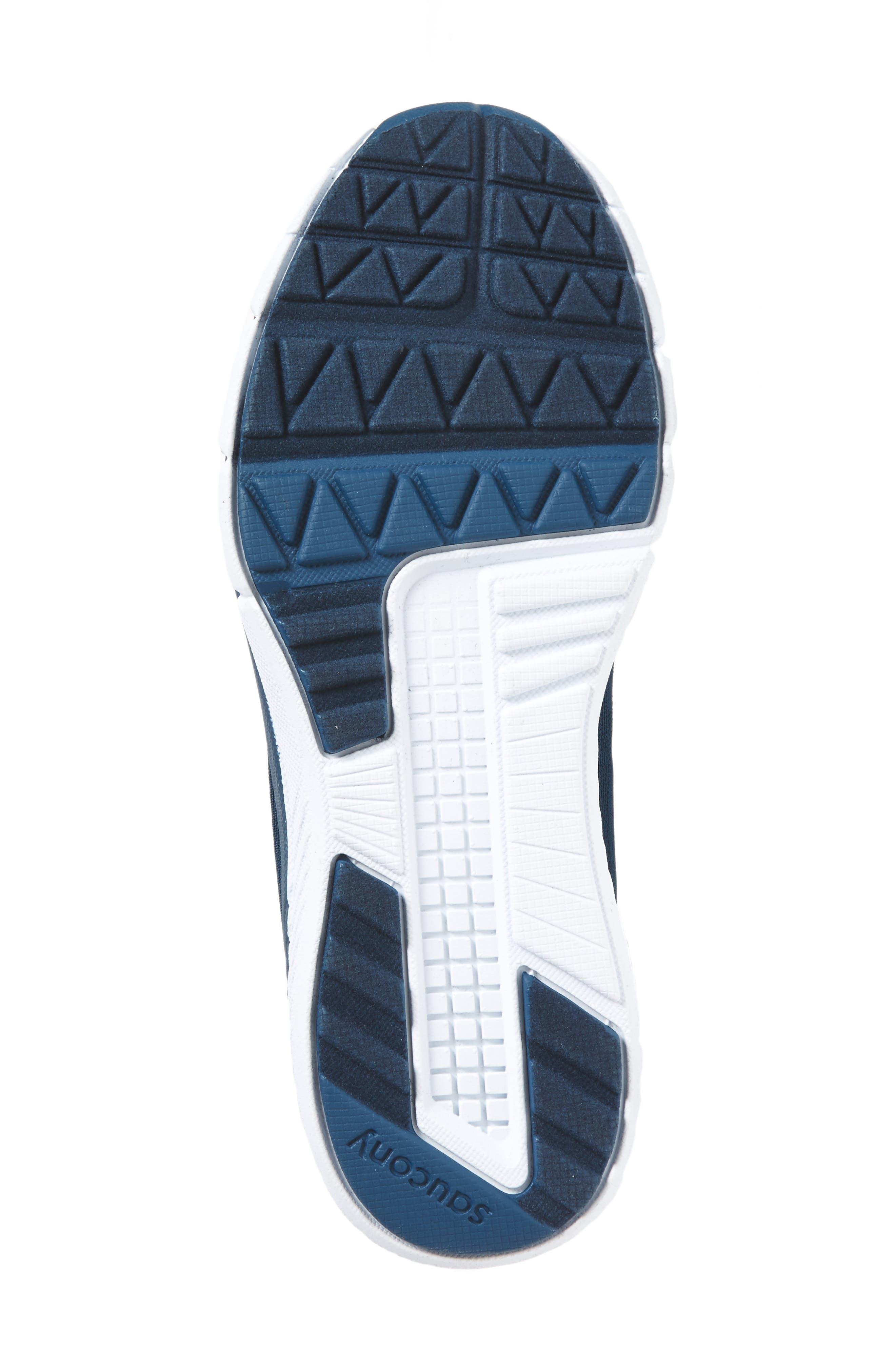 Alternate Image 6  - Saucony Ideal Sneaker (Toddler, Little Kid & Big Kid)