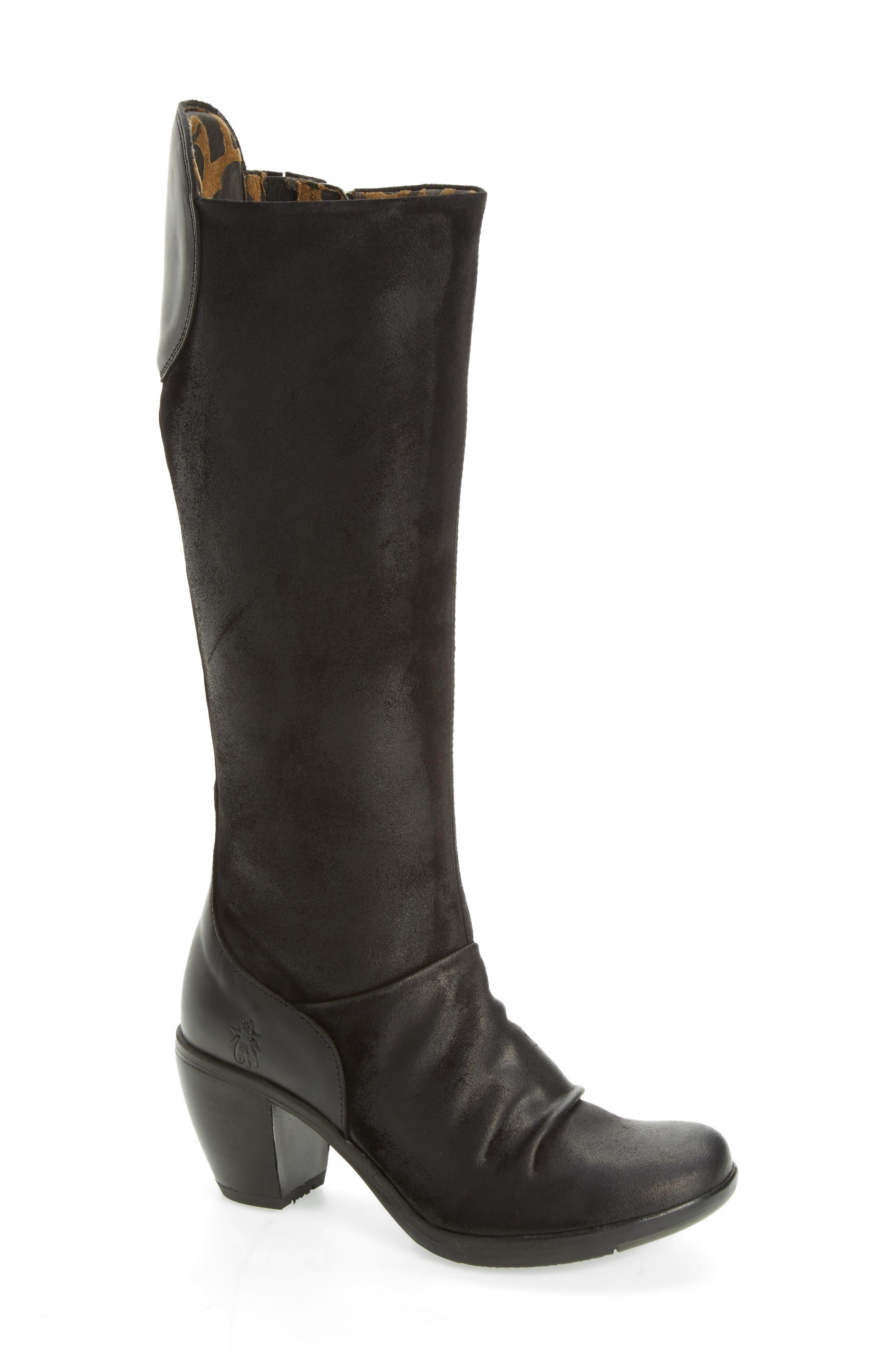 Fly London Hean Knee High Boot (Women)