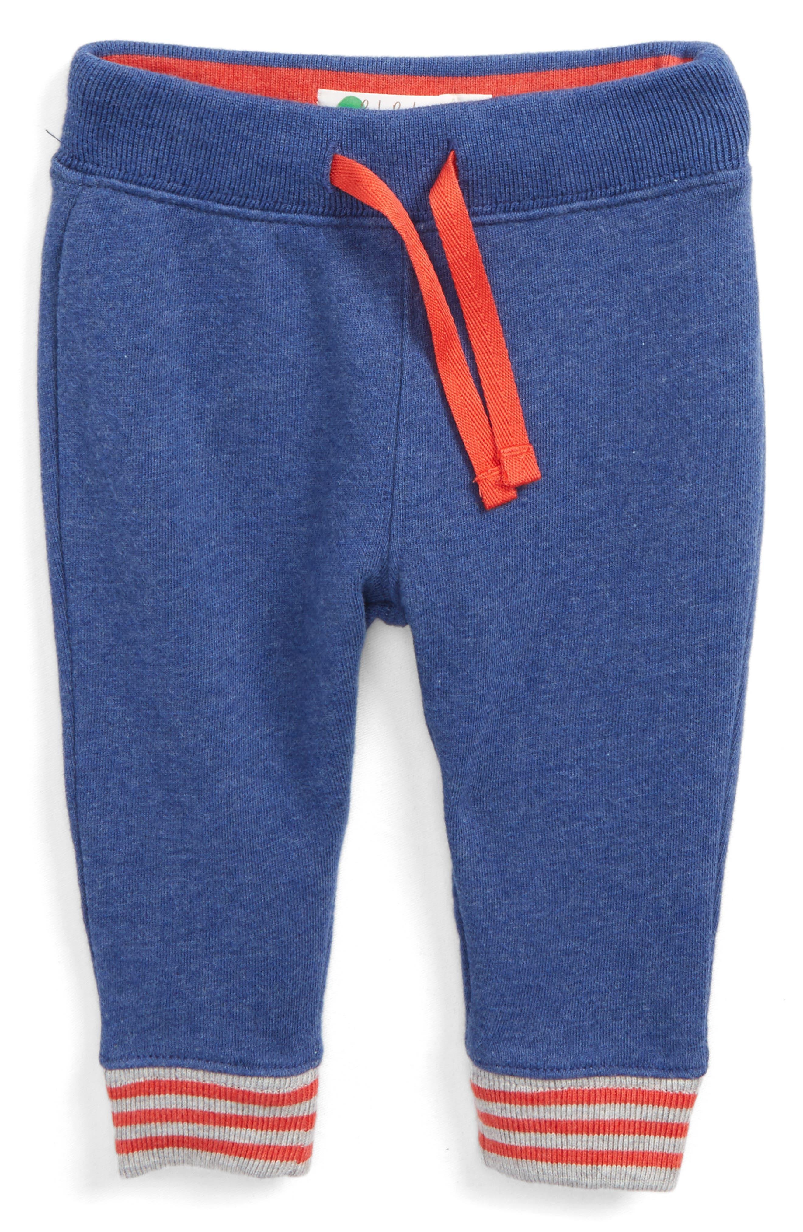 Mini Boden Knit Jogger Pants (Baby & Toddler)