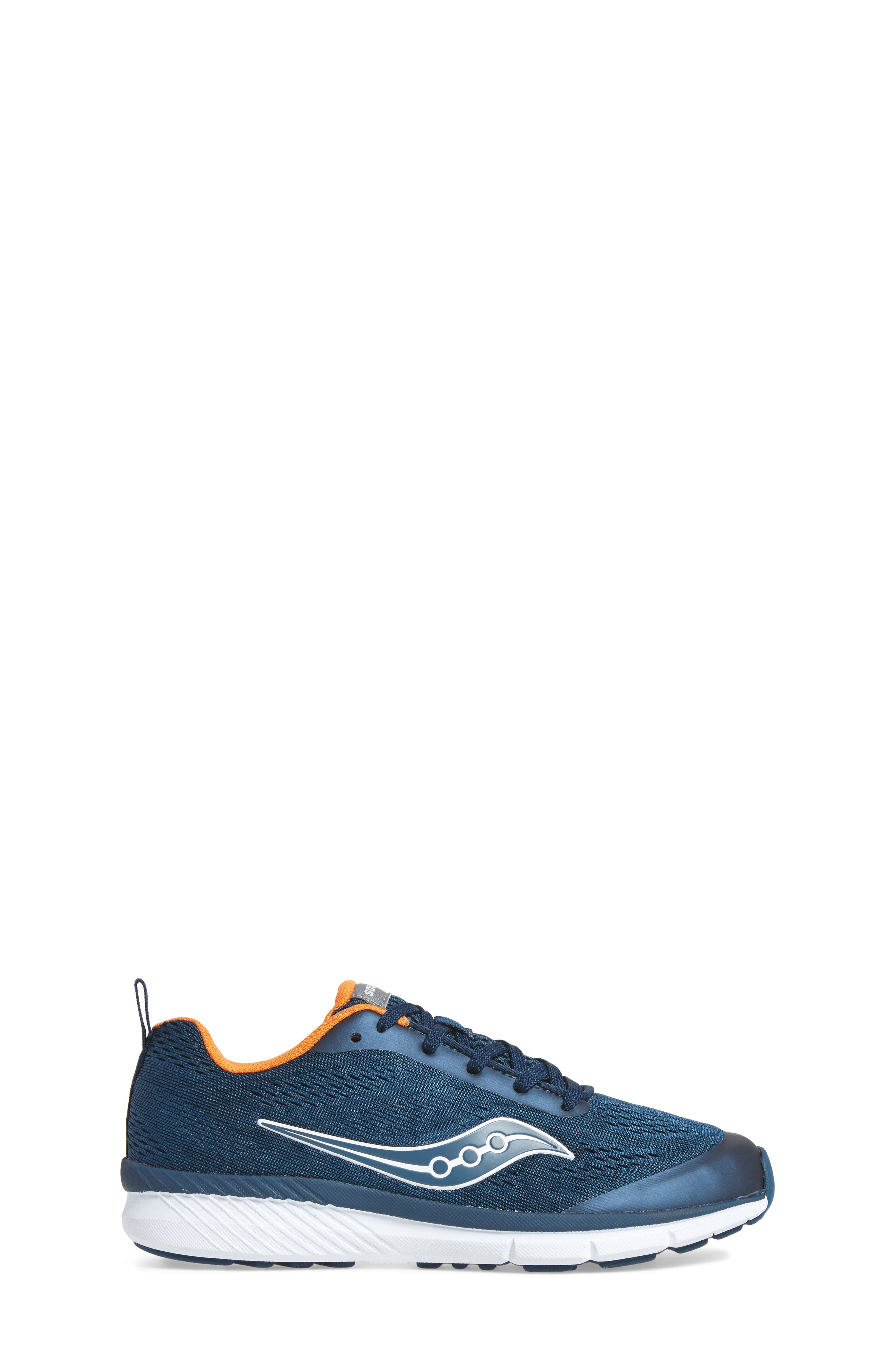 Alternate Image 3  - Saucony Ideal Sneaker (Toddler, Little Kid & Big Kid)