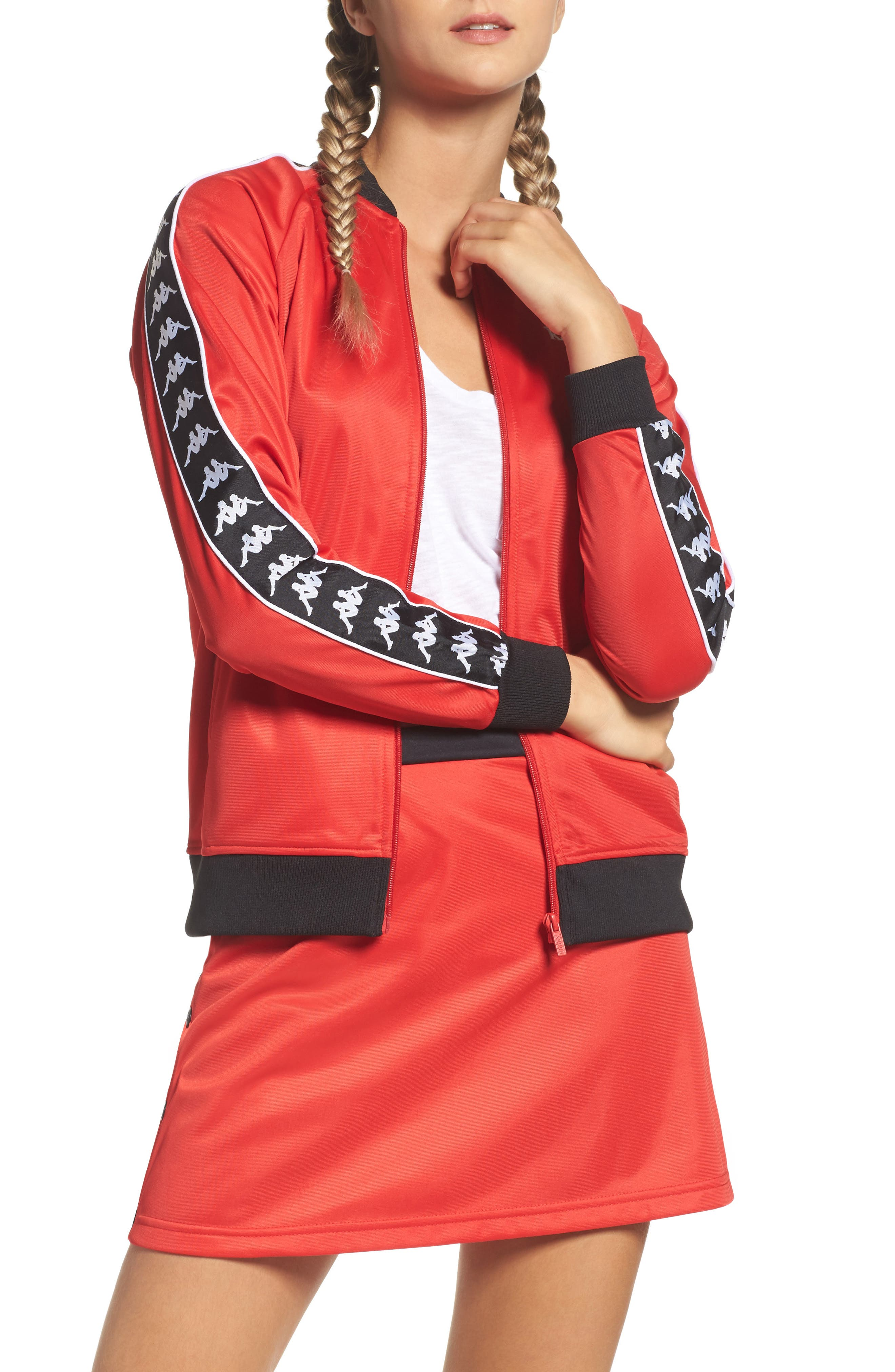 Kappa Authentic Morecambe Track Jacket