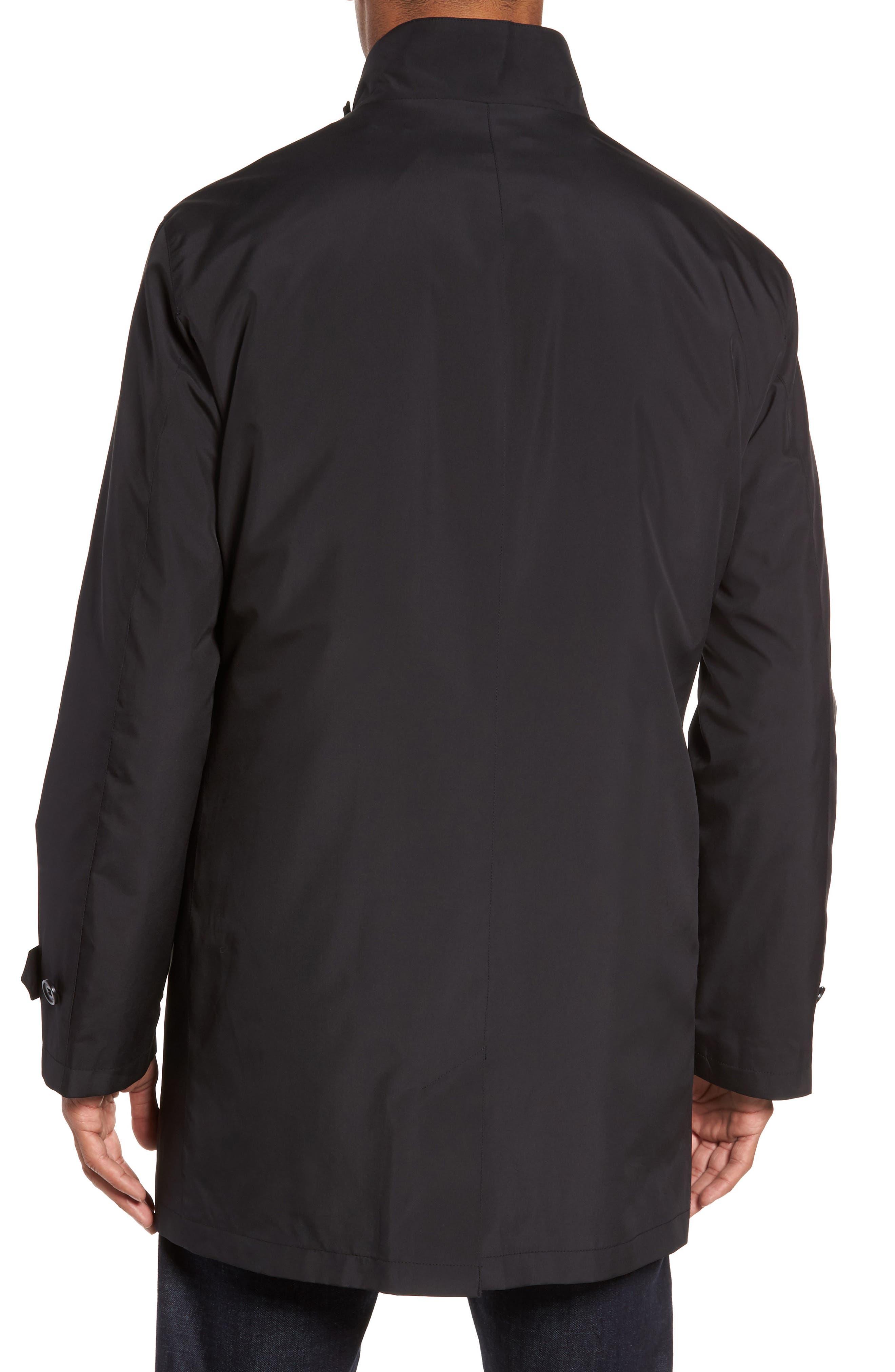 Alternate Image 2  - Hart Schaffner Marx 'Hamlet' Raincoat
