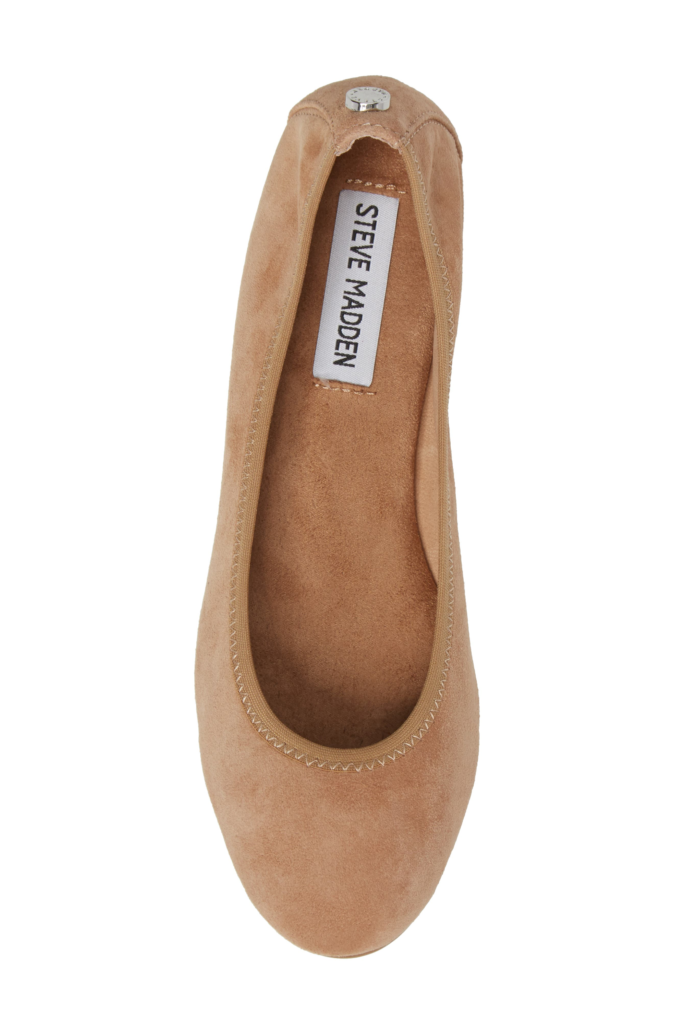 Alternate Image 5  - Steve Madden Bonnie Ballet Flat (Women)