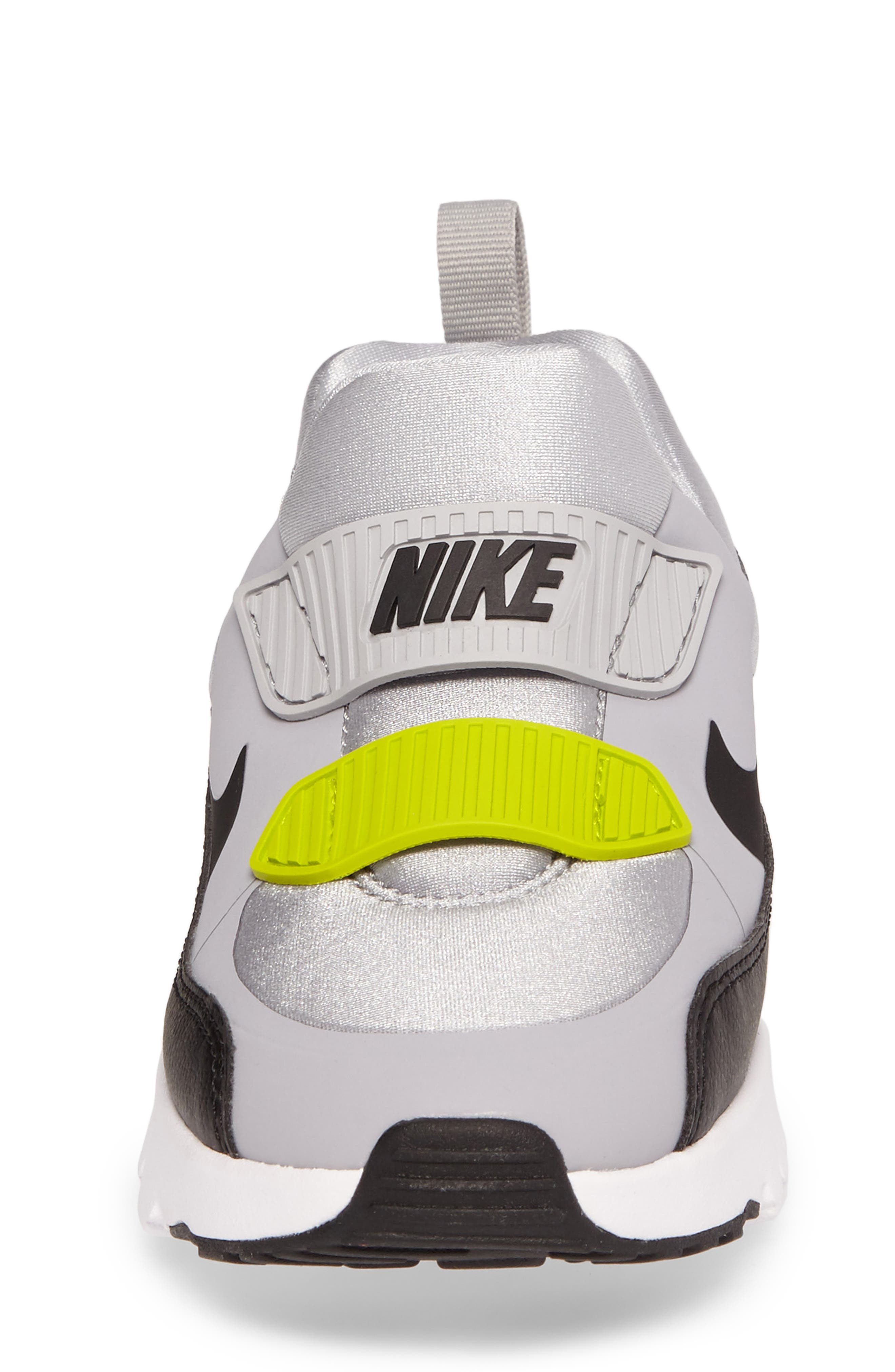 Alternate Image 4  - Nike Air Max Tiny 90 Sneaker (Baby, Walker, Toddler & Little Kid)
