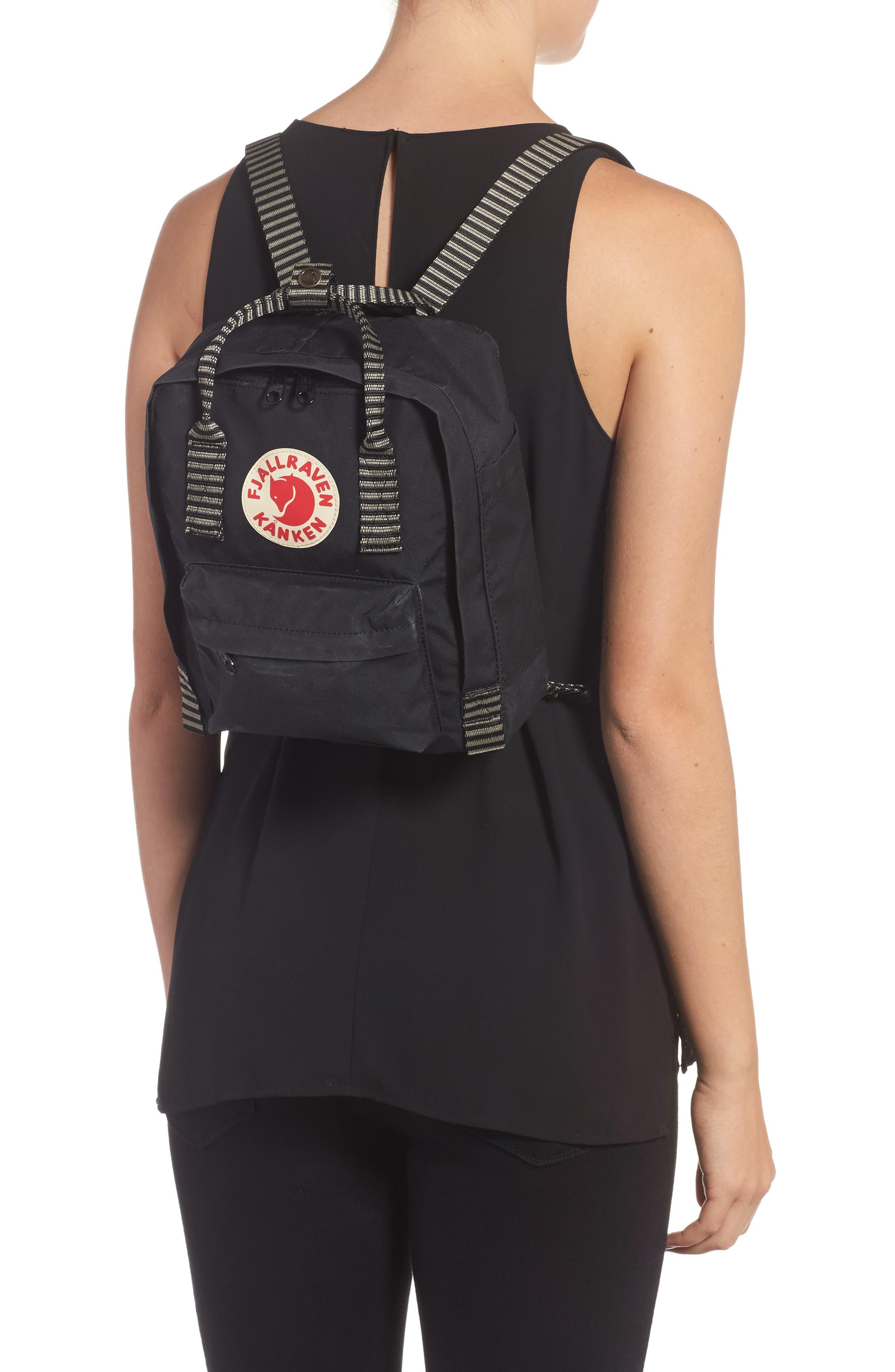 Alternate Image 2  - Fjällräven 'Mini Kånken' Water Resistant Backpack