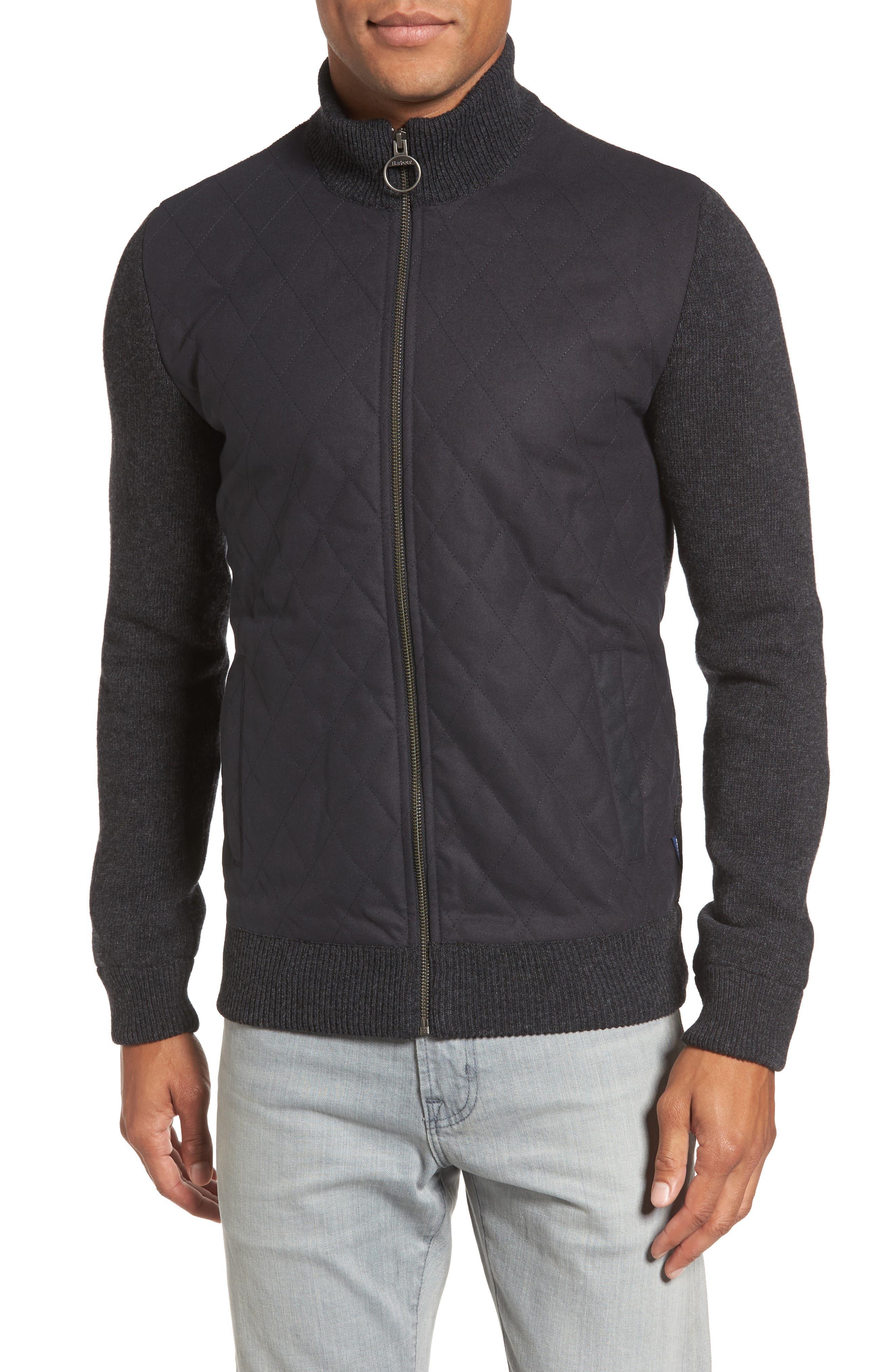 Alternate Image 4  - Barbour Culzean Wool Jacket
