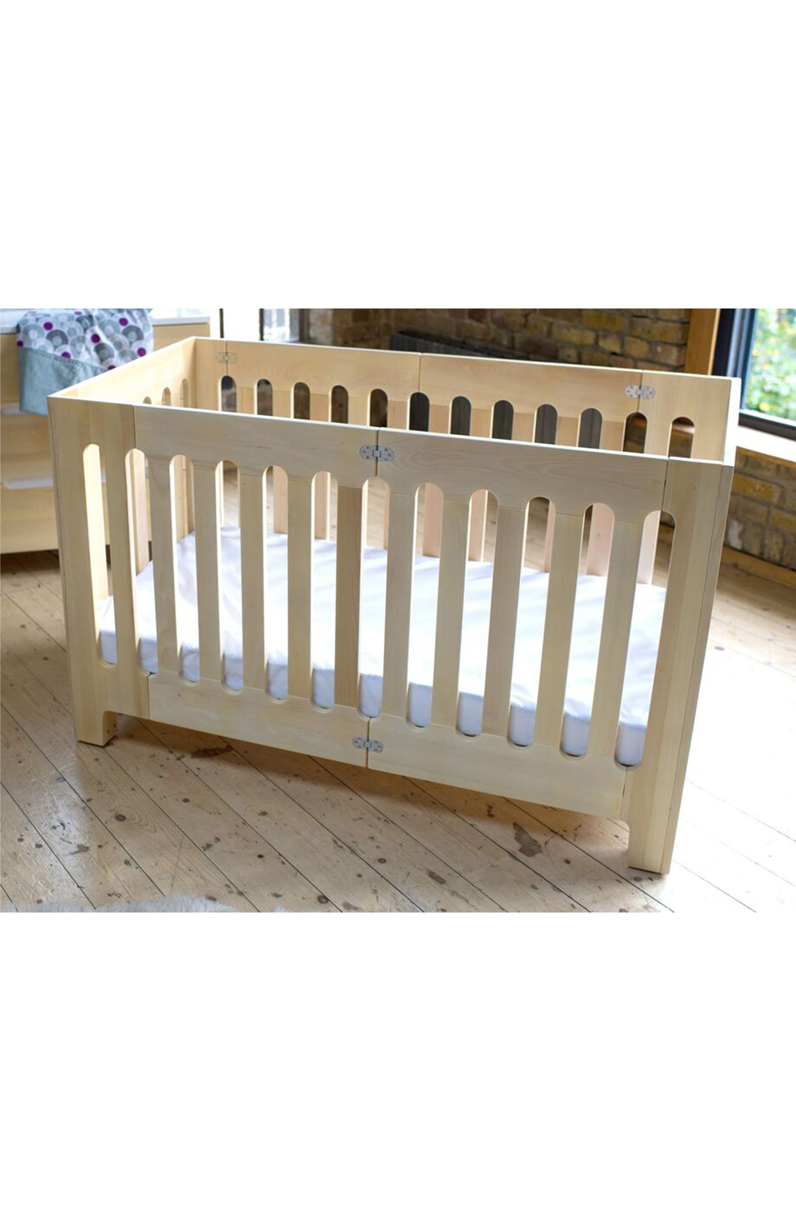 Alternate Image 2  - bloom Baby Alma Max Standard Size Solid Wood Crib