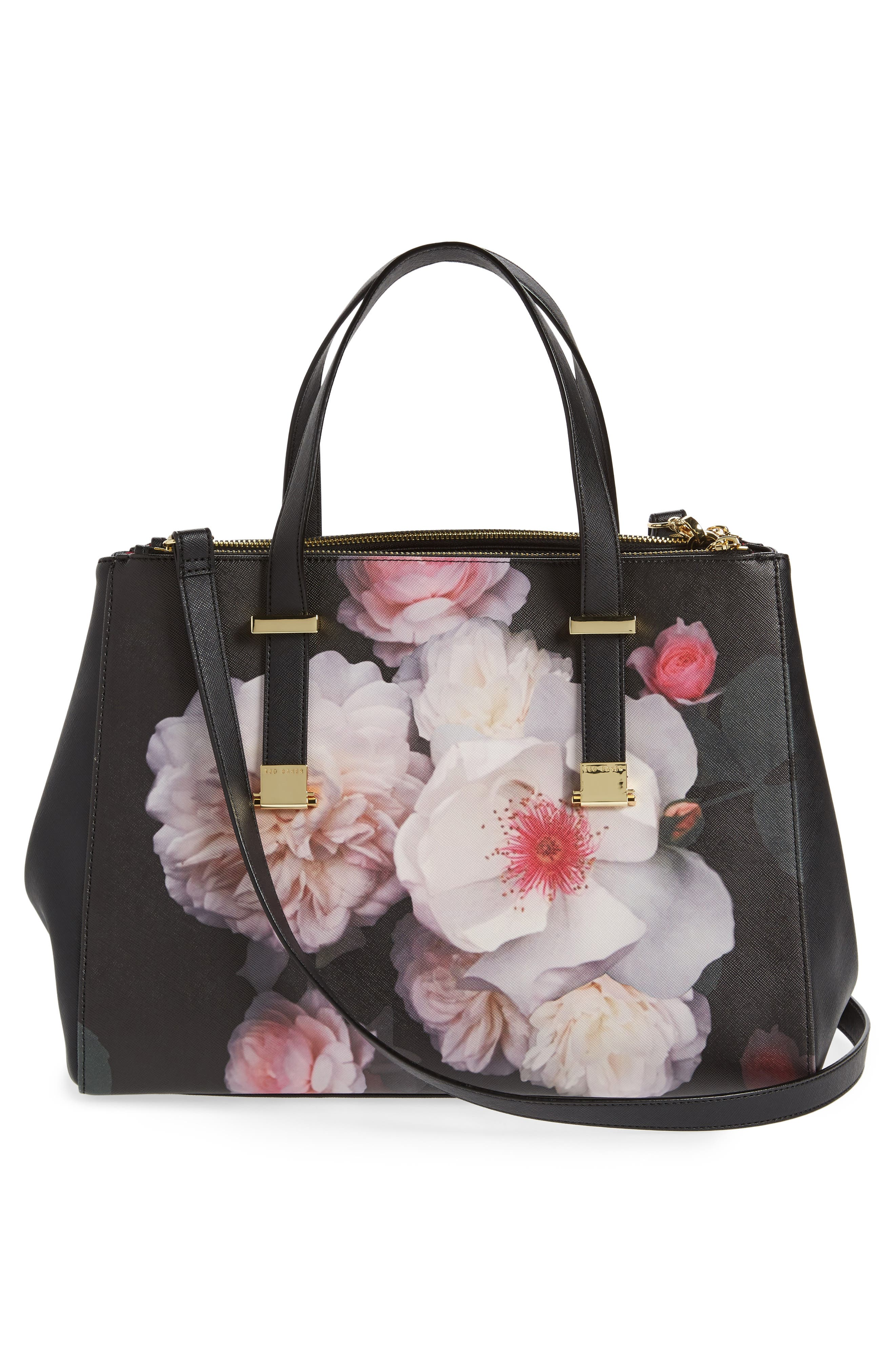 Alternate Image 2  - Ted Baker London Large Abeliaa Chelsea Lady Adjustable Handle Shopper