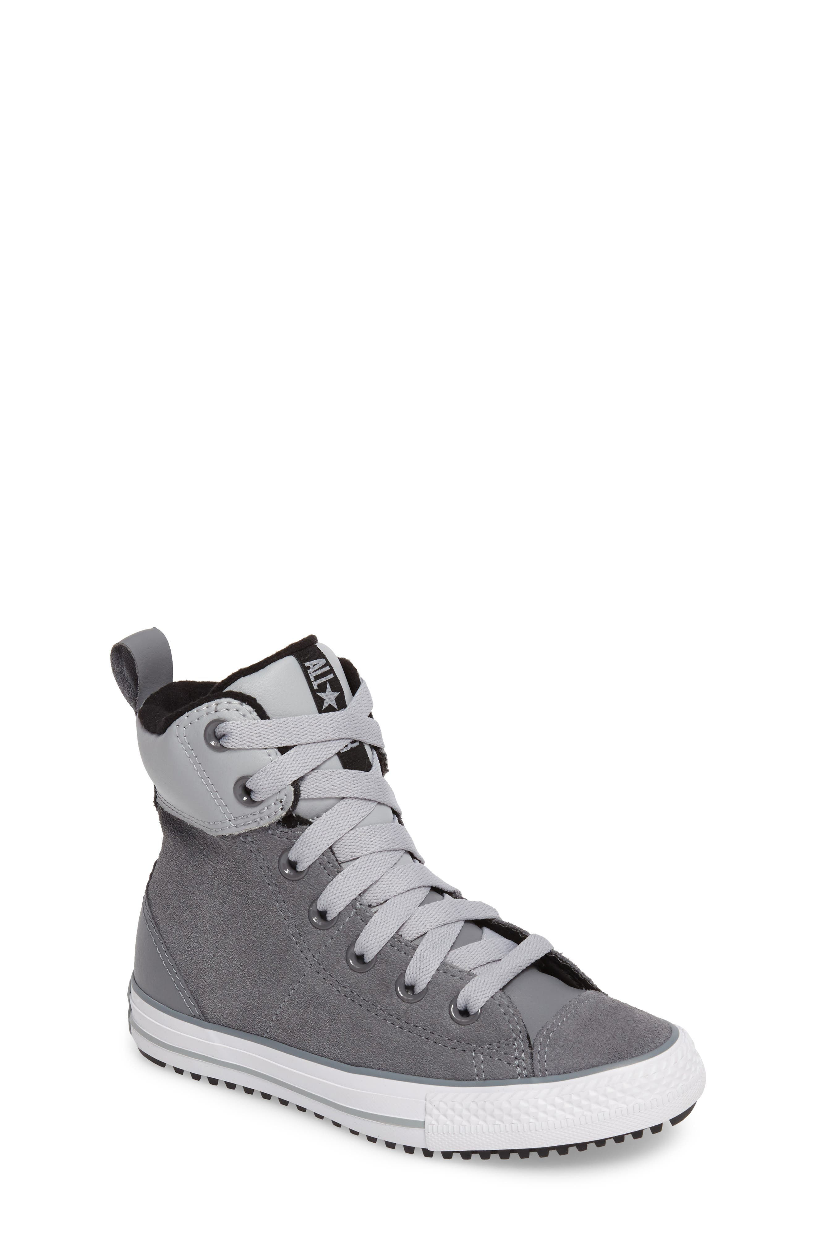 Converse Chuck Taylor® All Star® Asphalt Sneaker Boot (Toddler, Little Kid & Big Kid)