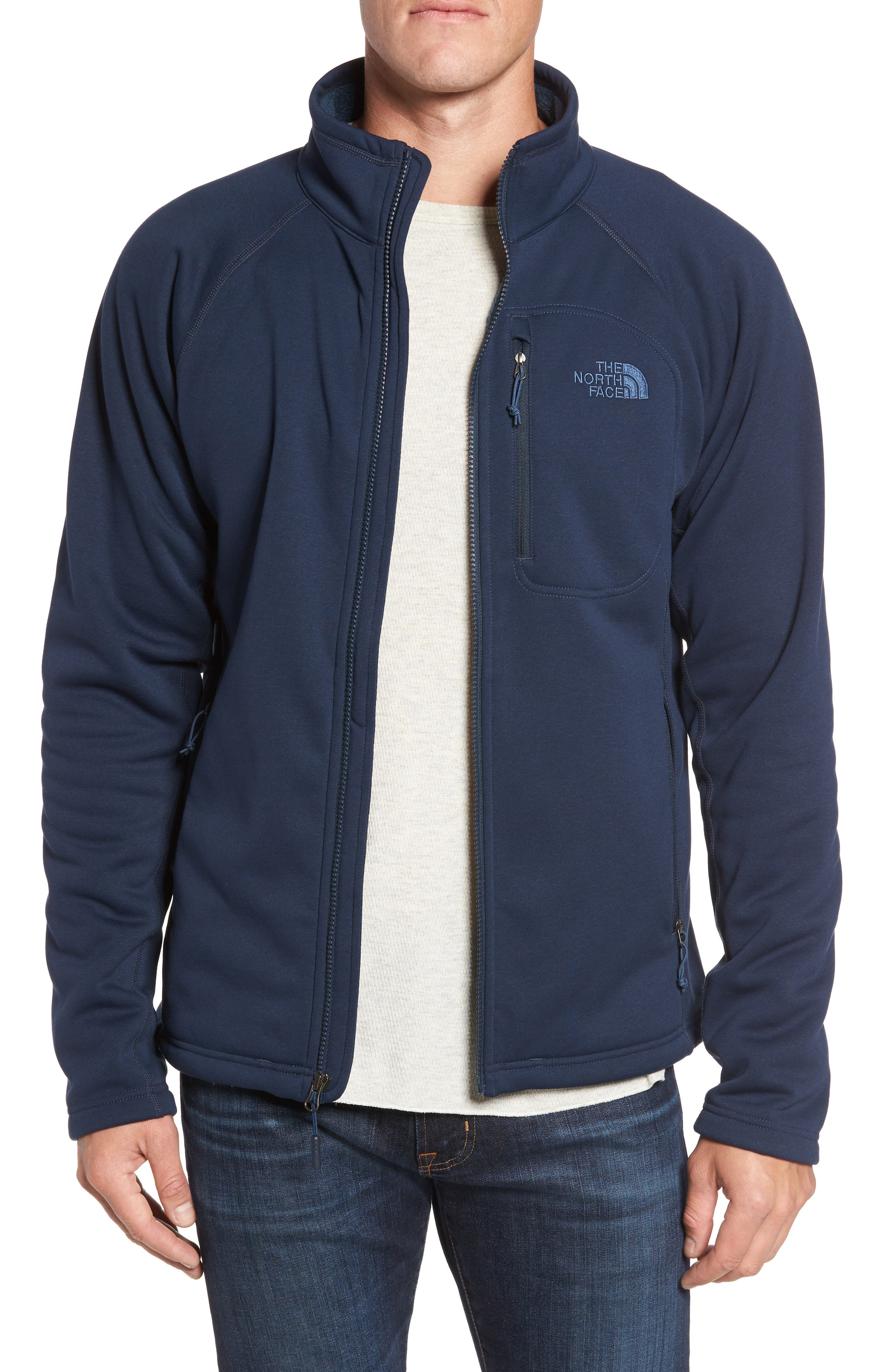 Alternate Image 1 Selected - The North Face Timber Zip Jacket