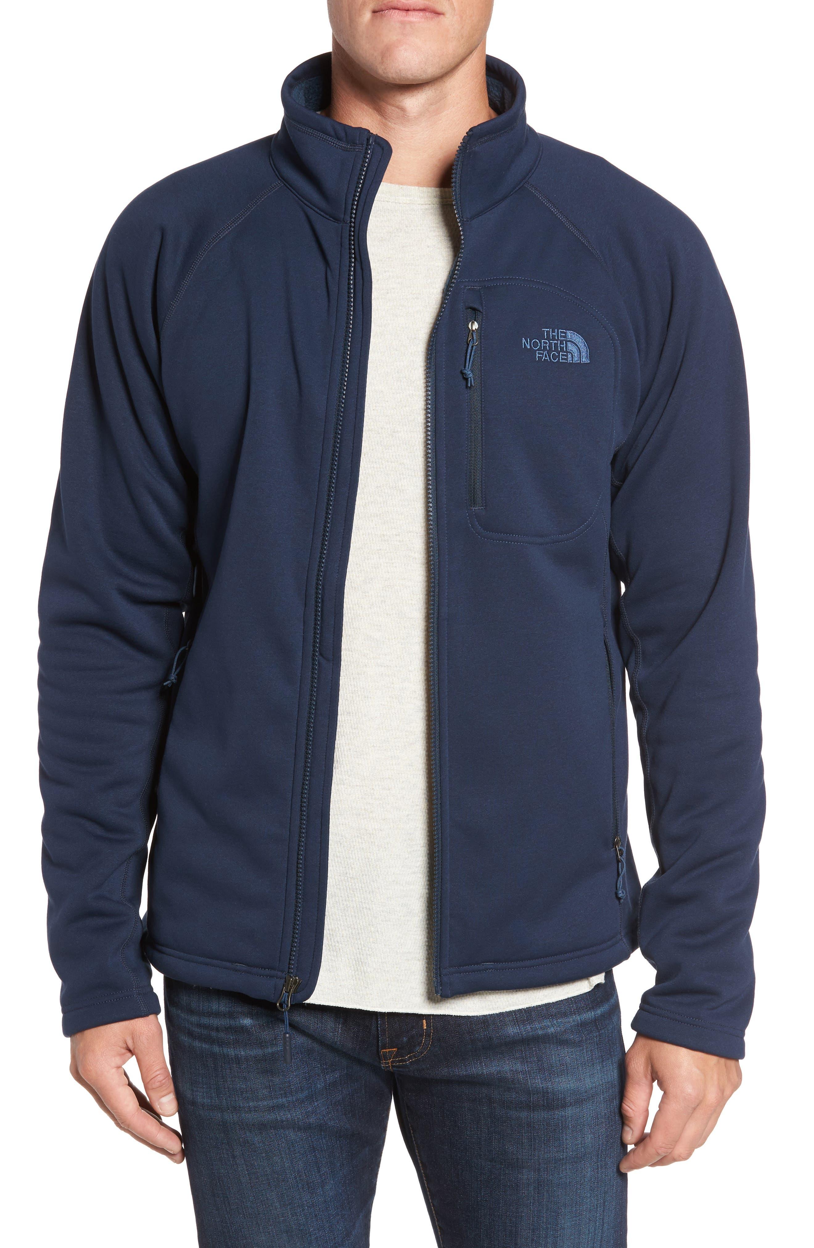 Timber Zip Jacket,                         Main,                         color, Blue