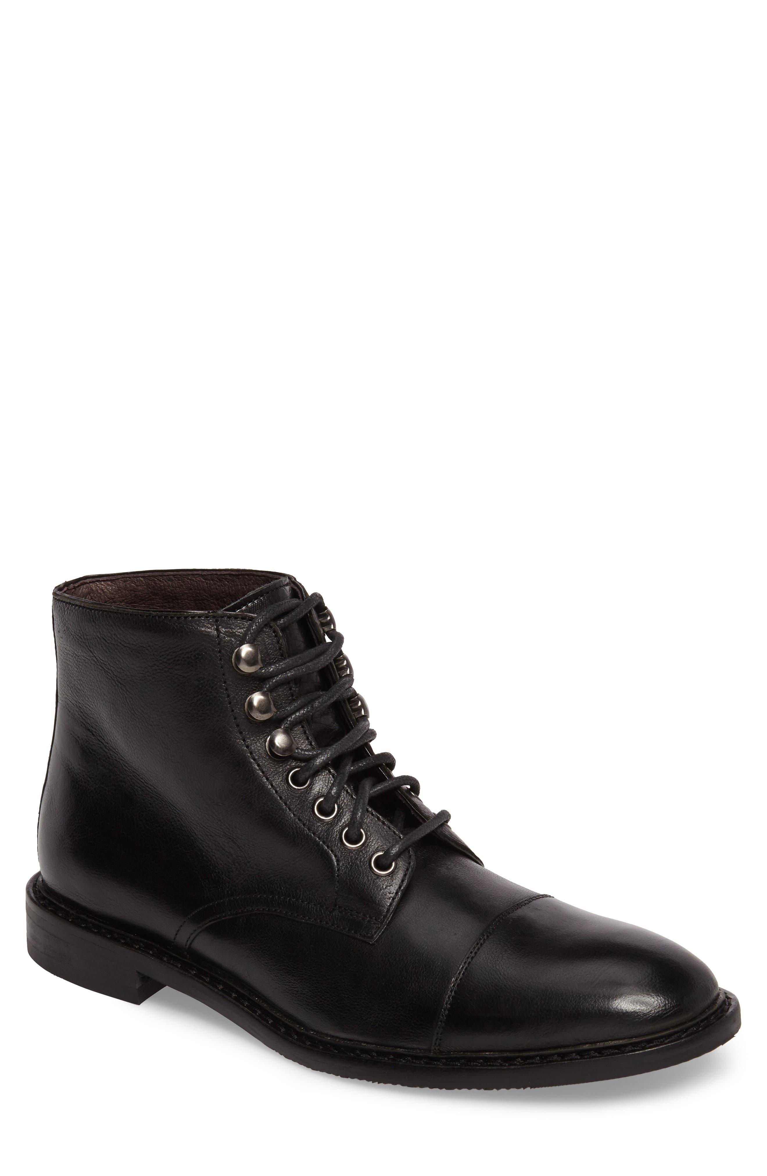 Jump Piston Cap Toe Boot (Men)