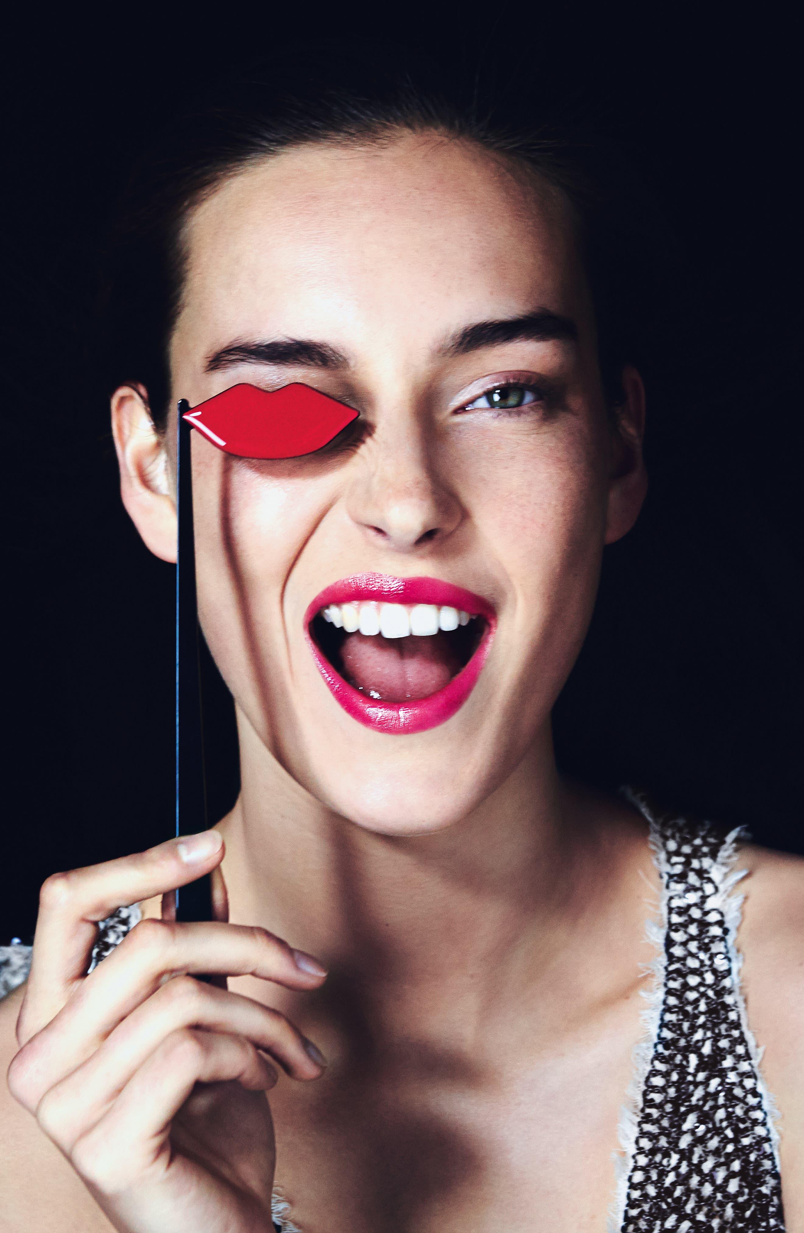 Alternate Image 6  - Giorgio Armani Ecstasy Shine Lipstick