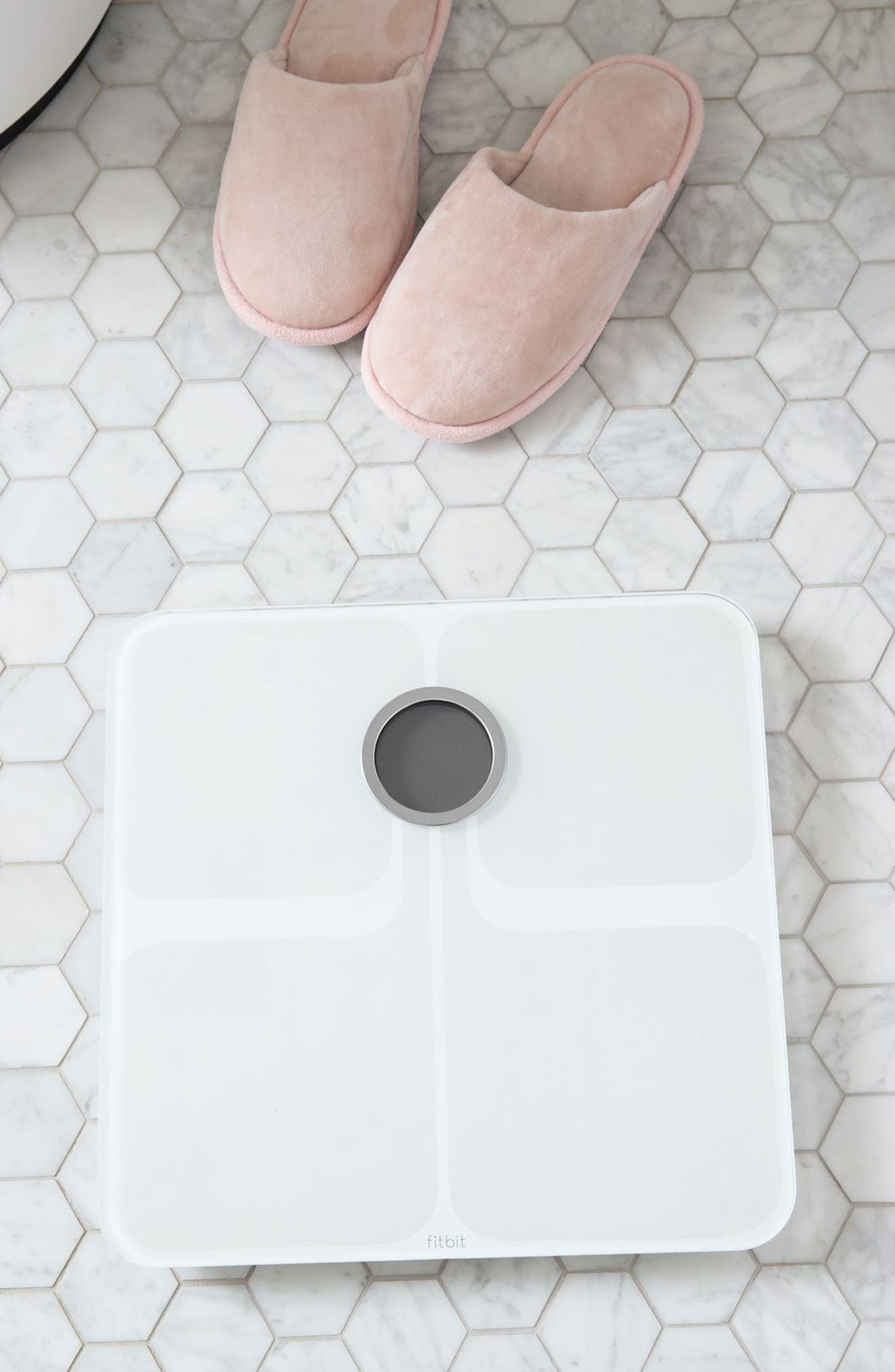 Aria 2 Wireless Smart Scale,                             Alternate thumbnail 2, color,                             White