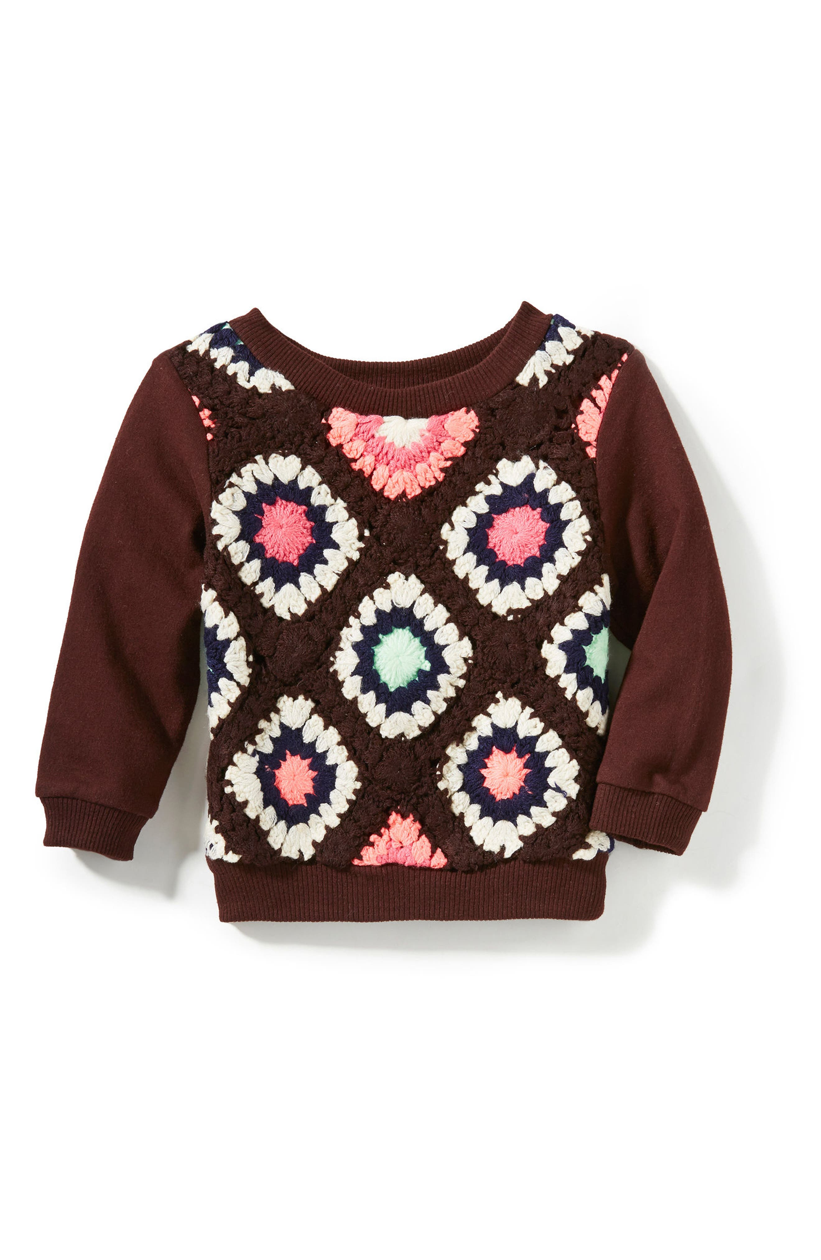 Peek Cleo Pullover Sweater (Baby Girls)
