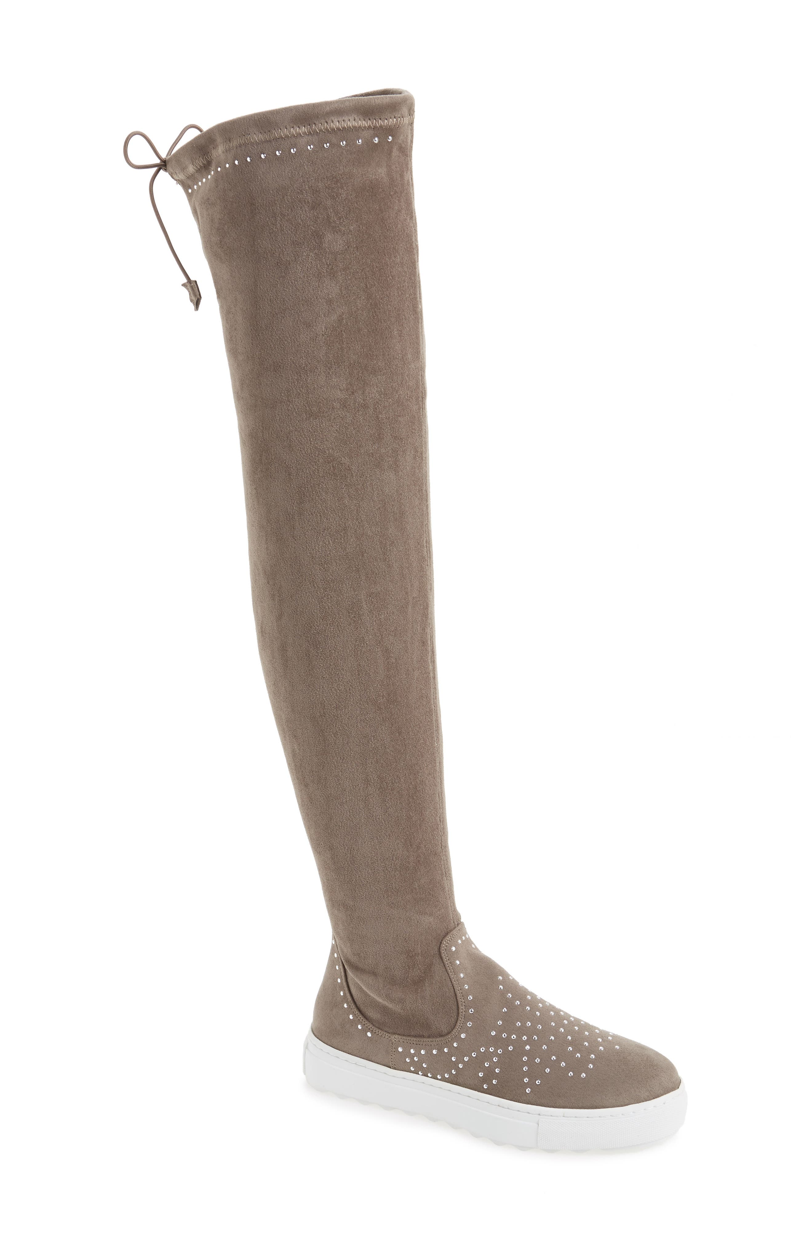 JSlides Partee Over the Knee Boot (Women)